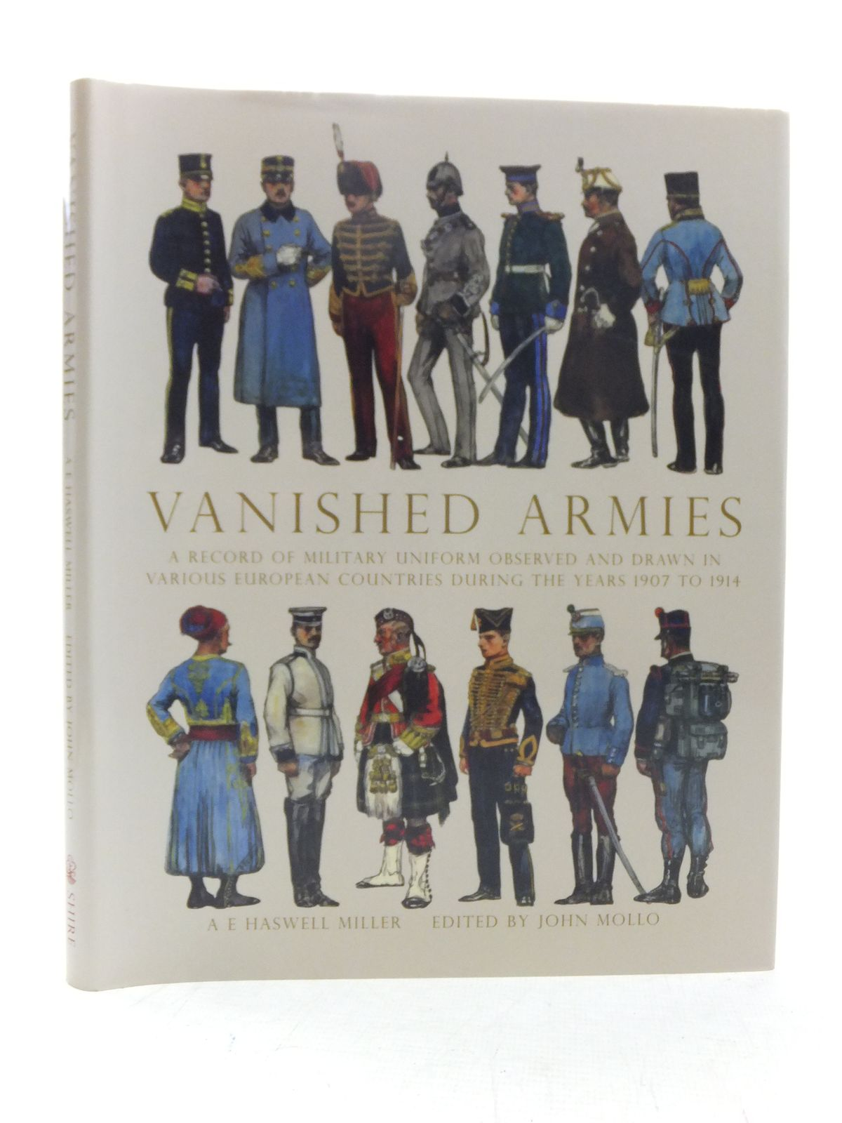 Photo of VANISHED ARMIES written by Miller, A.E. Haswell<br />Mollo, John published by Shire Publications (STOCK CODE: 1607496)  for sale by Stella & Rose's Books