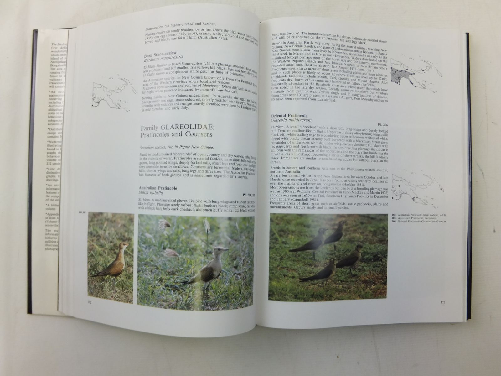 Photo of THE BIRDS OF PAPUA NEW GUINEA INCLUDING THE BISMARCK ARCHIPELAGO AND BOUGAINVILLE (2 VOLUMES) written by Coates, Brian J. published by Dove Publications (STOCK CODE: 1607508)  for sale by Stella & Rose's Books