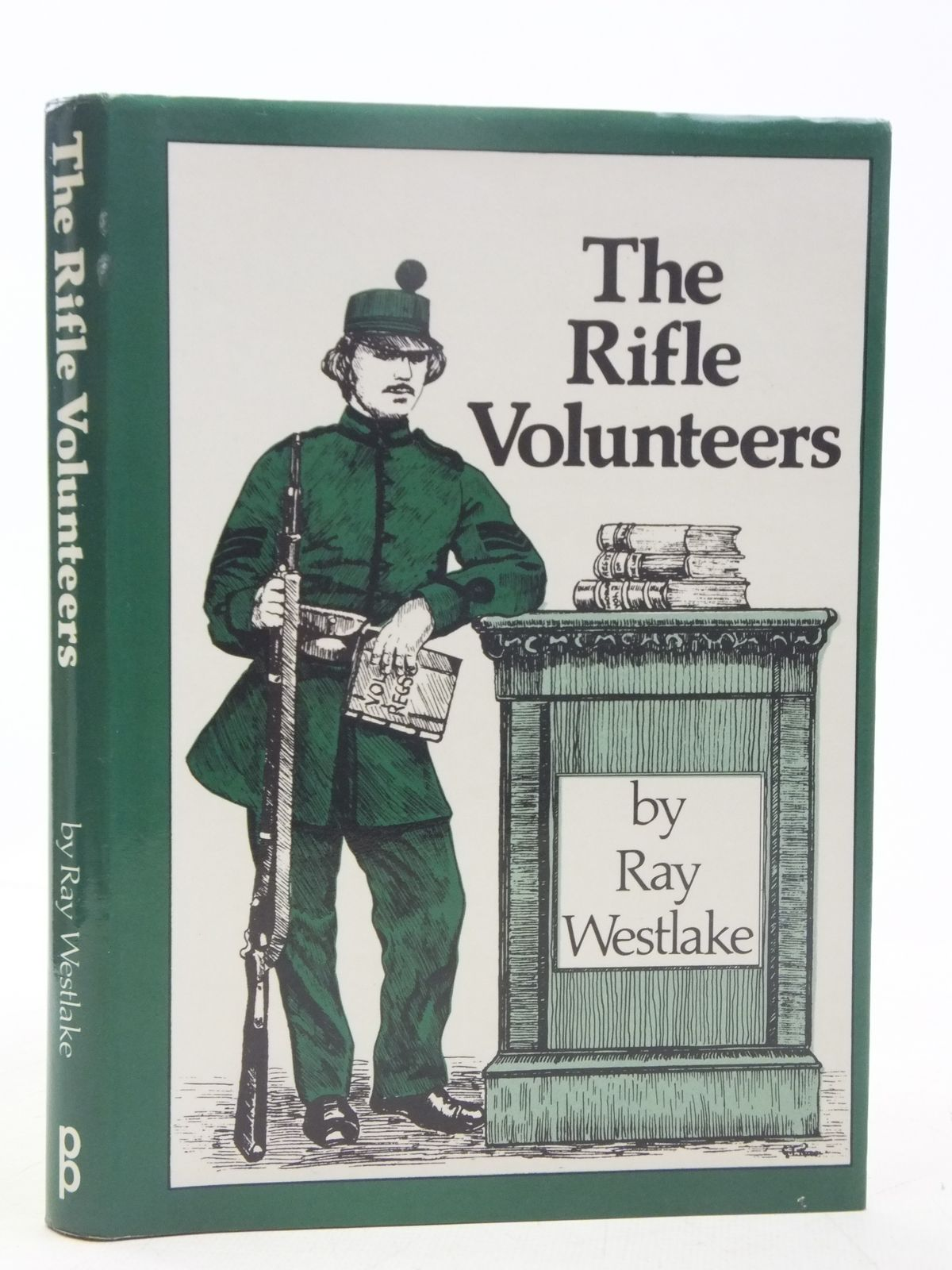 Photo of THE RIFLE VOLUNTEERS 1859-1908 written by Westlake, Ray published by Picton Publishing (STOCK CODE: 1607532)  for sale by Stella & Rose's Books