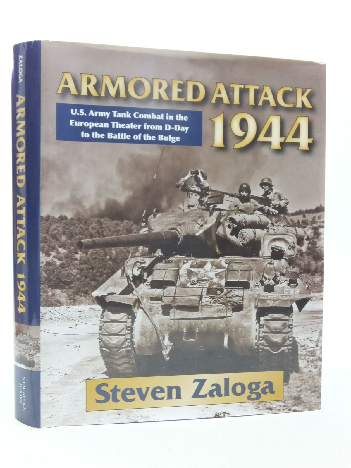 Photo of ARMORED ATTACK 1944 written by Zaloga, Steven published by Stackpole Books (STOCK CODE: 1607549)  for sale by Stella & Rose's Books