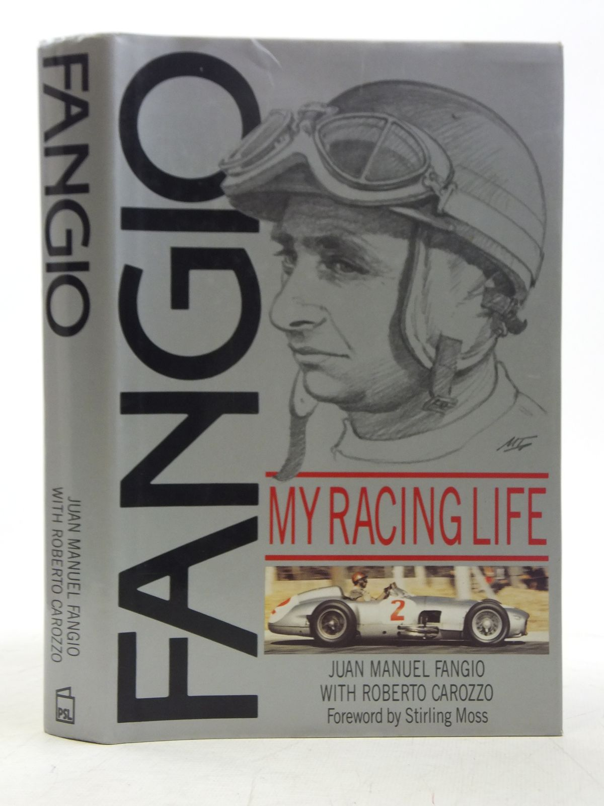 Photo of FANGIO MY RACING LIFE written by Fangio, Juan Manuel<br />Carozzo, Roberto published by Patrick Stephens Limited (STOCK CODE: 1607569)  for sale by Stella & Rose's Books