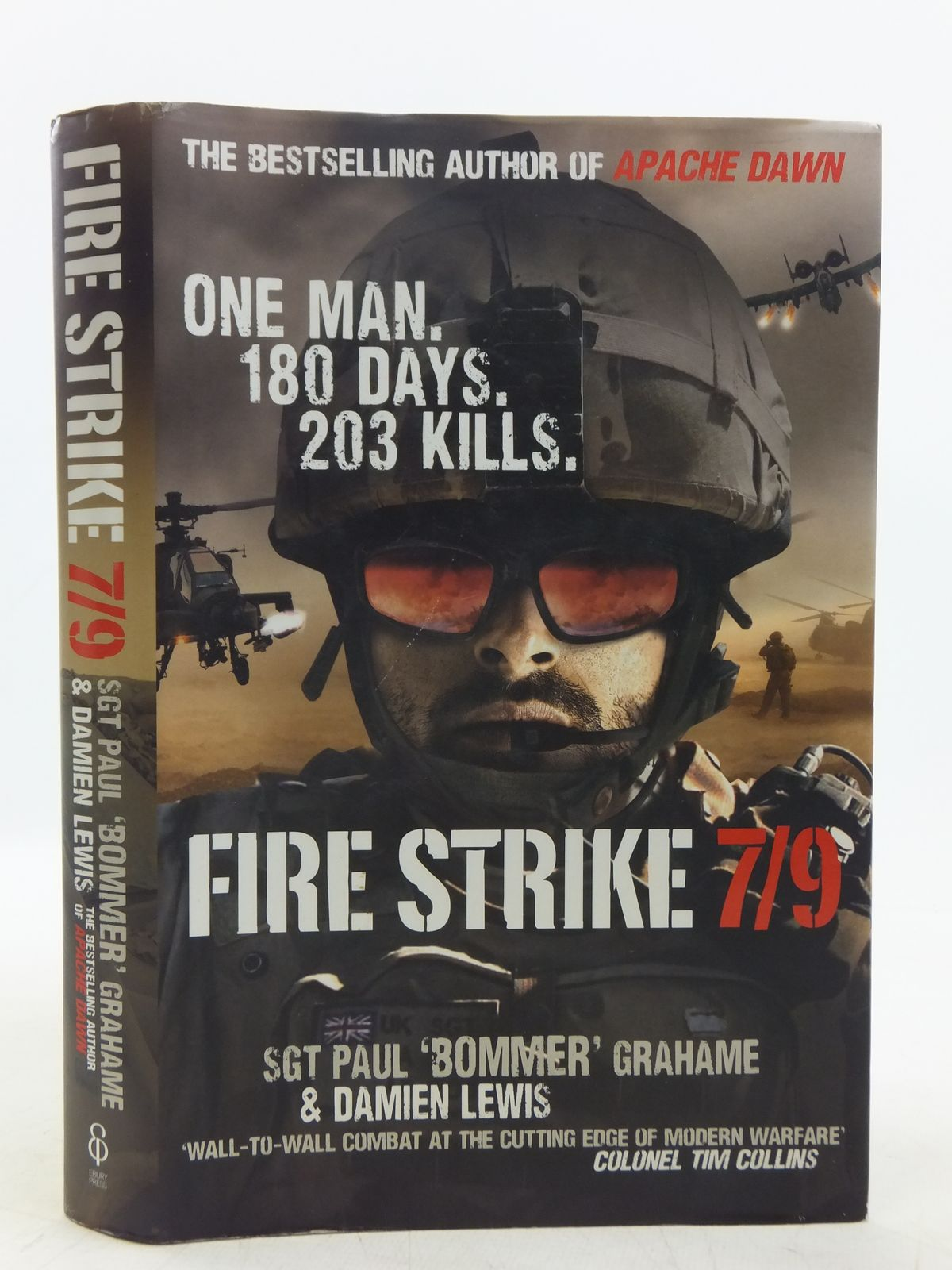 Photo of FIRE STRIKE 7/9 written by Grahame, Paul 'Bommer'<br />Lewis, Damien published by Ebury Press (STOCK CODE: 1607644)  for sale by Stella & Rose's Books