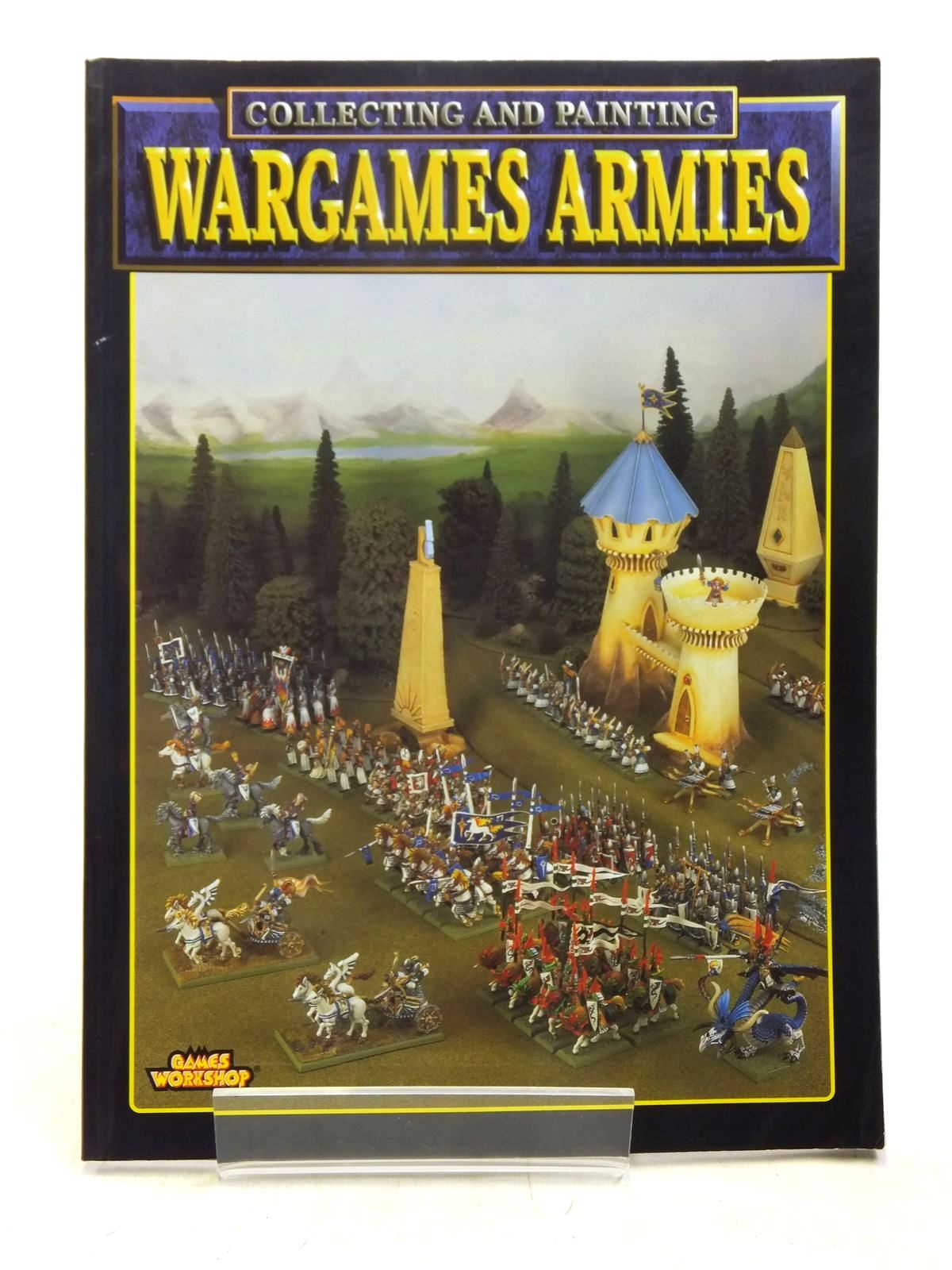 Photo of COLLECTING AND PAINTING WARGAMES ARMIES published by Games Workshop (STOCK CODE: 1607659)  for sale by Stella & Rose's Books