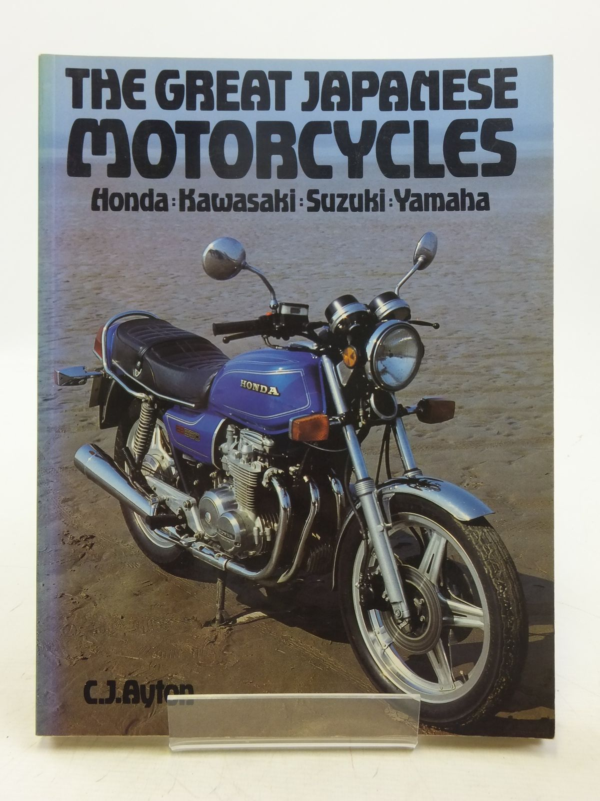 Photo of JAPANESE MOTORCYCLES written by Ayton, Cyril published by Charles Herridge (STOCK CODE: 1607660)  for sale by Stella & Rose's Books