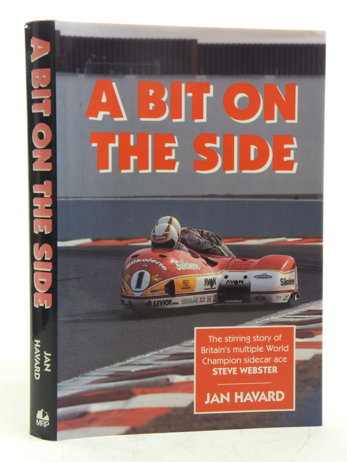 Photo of A BIT ON THE SIDE written by Havard, Jan published by Mrp (STOCK CODE: 1607689)  for sale by Stella & Rose's Books
