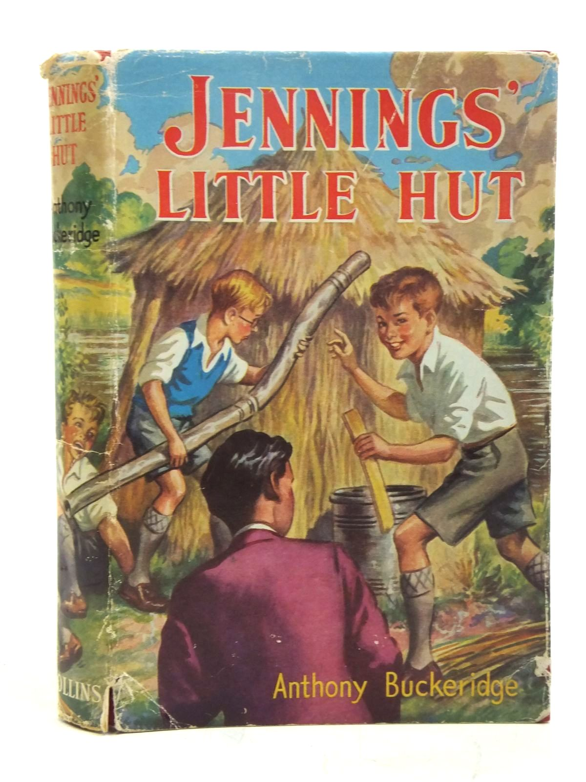 Photo of JENNINGS' LITTLE HUT written by Buckeridge, Anthony published by Collins (STOCK CODE: 1607703)  for sale by Stella & Rose's Books