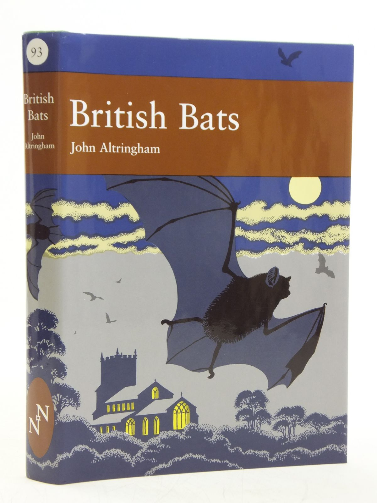 Photo of BRITISH BATS (NN 93) written by Altringham, John published by Collins (STOCK CODE: 1607801)  for sale by Stella & Rose's Books