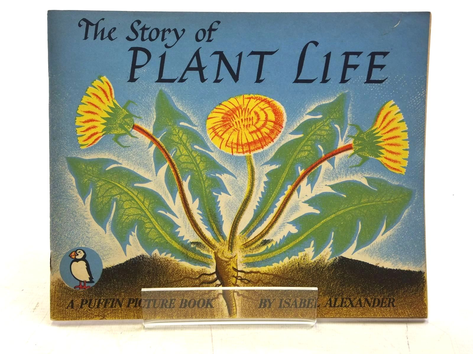 Photo of THE STORY OF PLANT LIFE