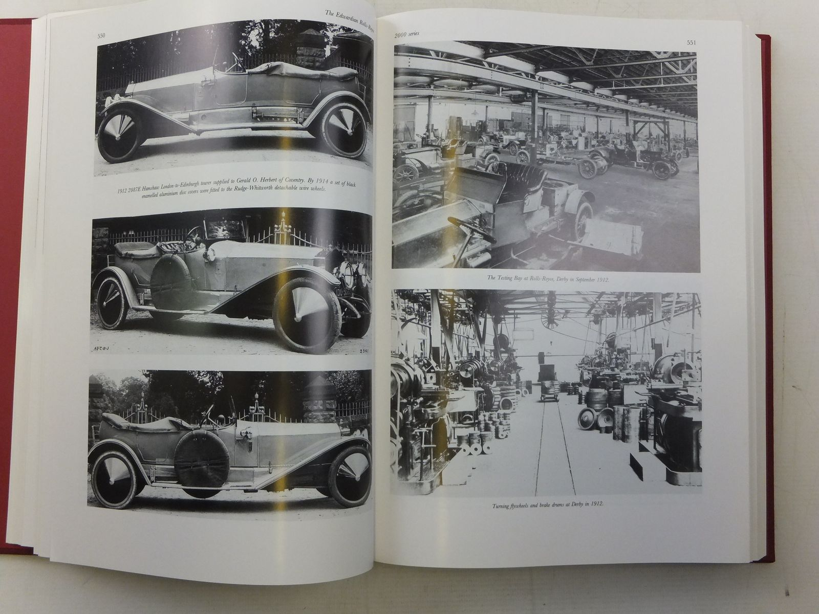 Photo of THE EDWARDIAN ROLLS-ROYCE TWO VOLUMES written by Fasal, John M.<br />Goodman, Bryan<br />Clarke, Tom published by John Fasal (STOCK CODE: 1607812)  for sale by Stella & Rose's Books