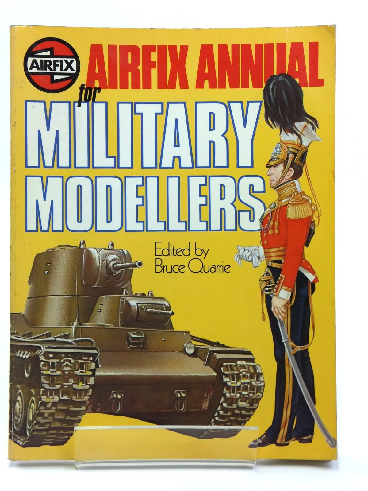 Photo of AIRFIX ANNUAL FOR MILITARY MODELLERS written by Quarrie, Bruce published by Patrick Stephens Limited (STOCK CODE: 1607931)  for sale by Stella & Rose's Books