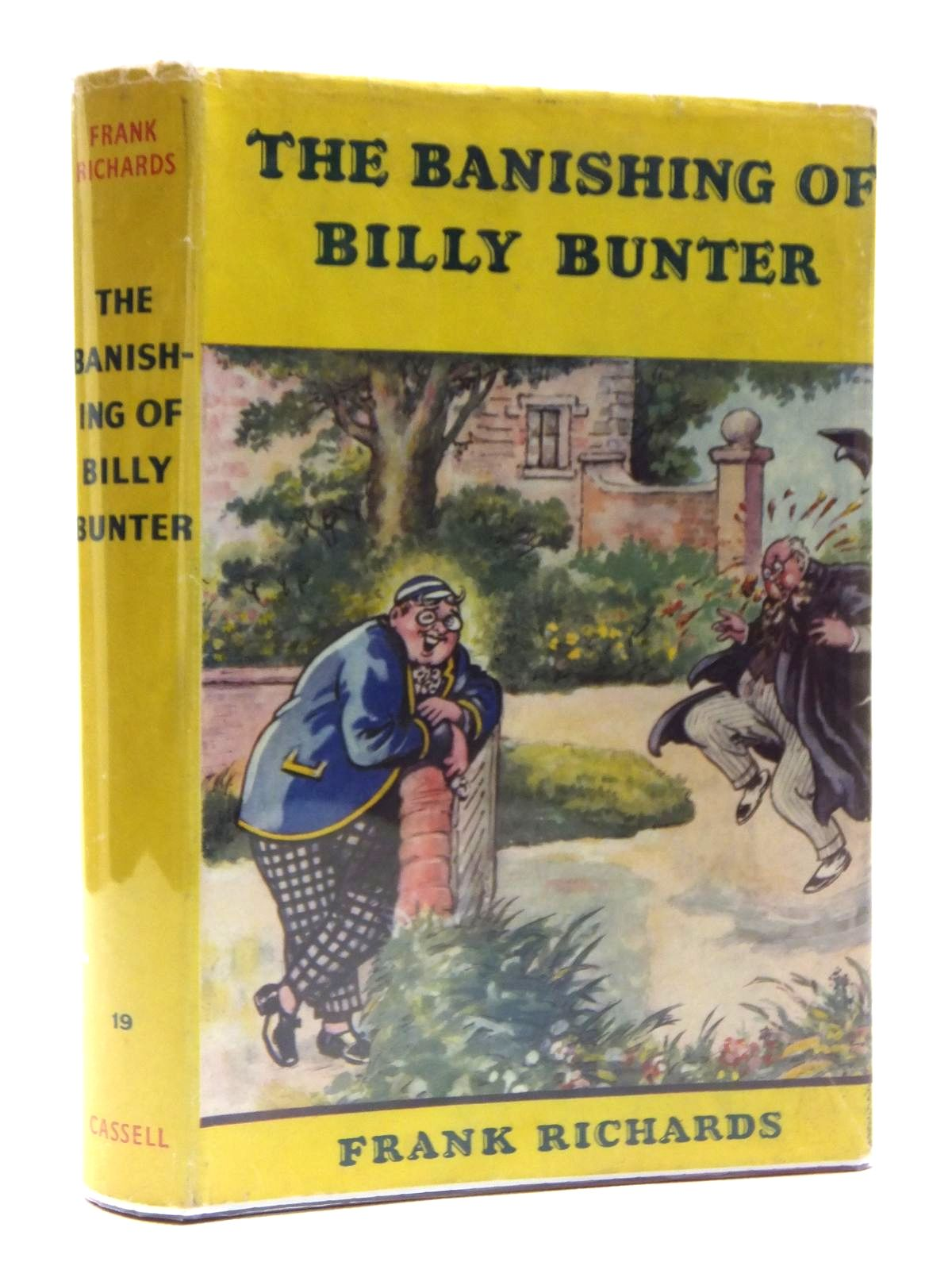 Photo of THE BANISHING OF BILLY BUNTER