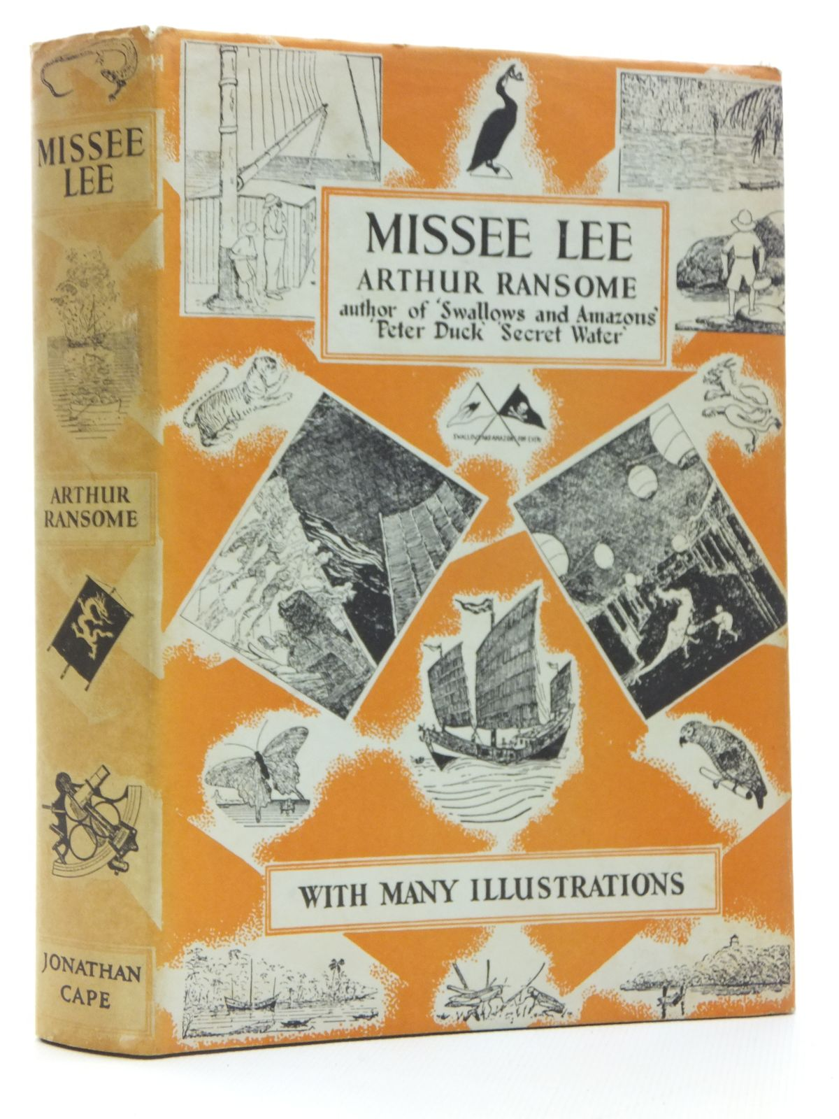 Swallows And Amazons By Arthur Ransome Featured Books border=