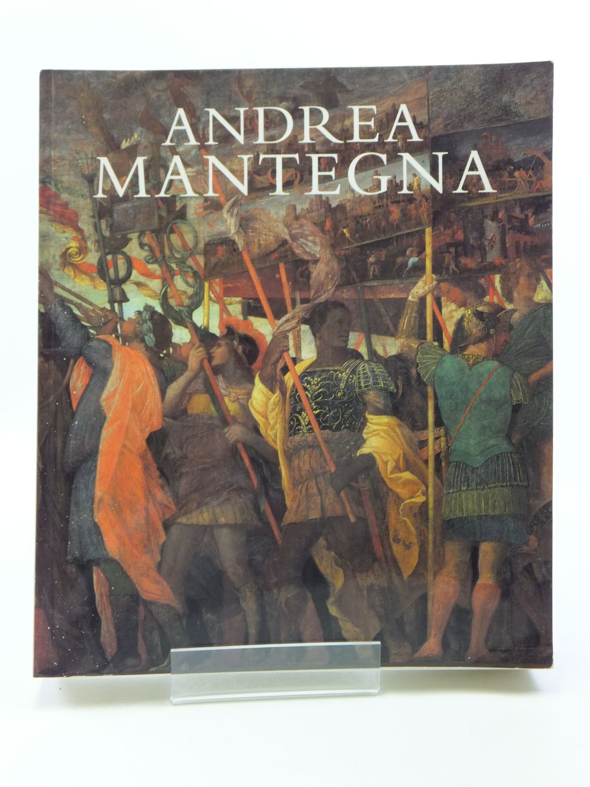 Photo of ANDREA MANTEGNA written by Martineau, Jane illustrated by Mantegna, Andrea published by Olivetti, Electa (STOCK CODE: 1607978)  for sale by Stella & Rose's Books