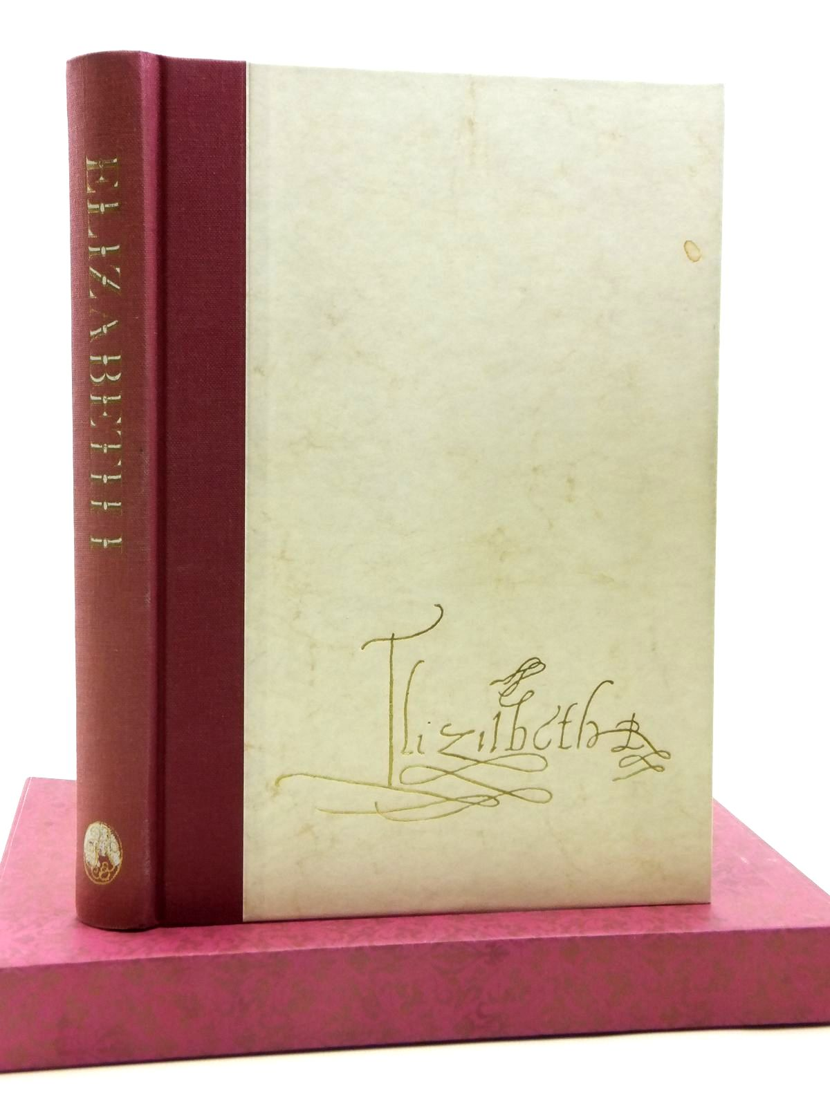Photo of ELIZABETH I written by Perry, Maria published by Folio Society (STOCK CODE: 1607991)  for sale by Stella & Rose's Books
