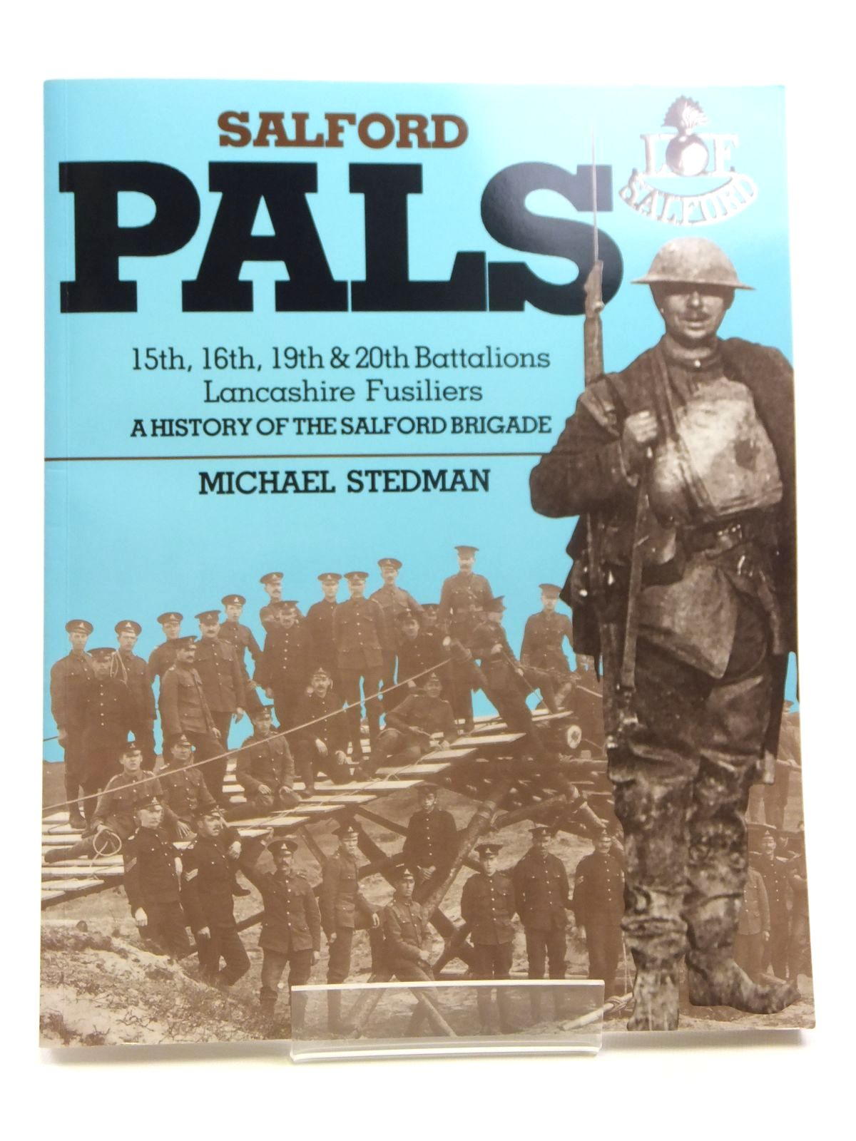 Photo of SALFORD PALS written by Stedman, Michael published by Leo Cooper (STOCK CODE: 1608013)  for sale by Stella & Rose's Books