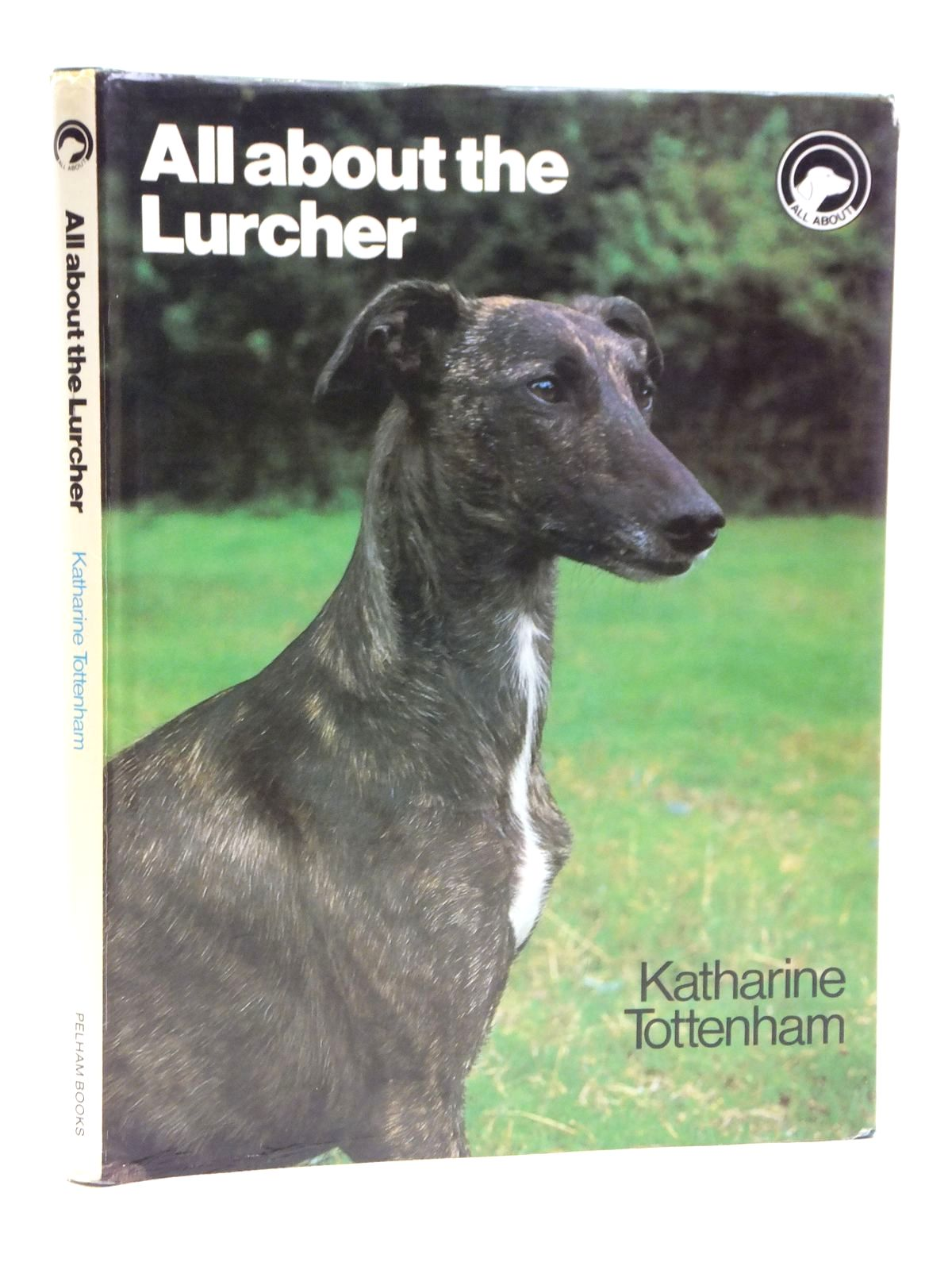Photo of ALL ABOUT THE LURCHER written by Tottenham, Katharine published by Pelham Books (STOCK CODE: 1608030)  for sale by Stella & Rose's Books