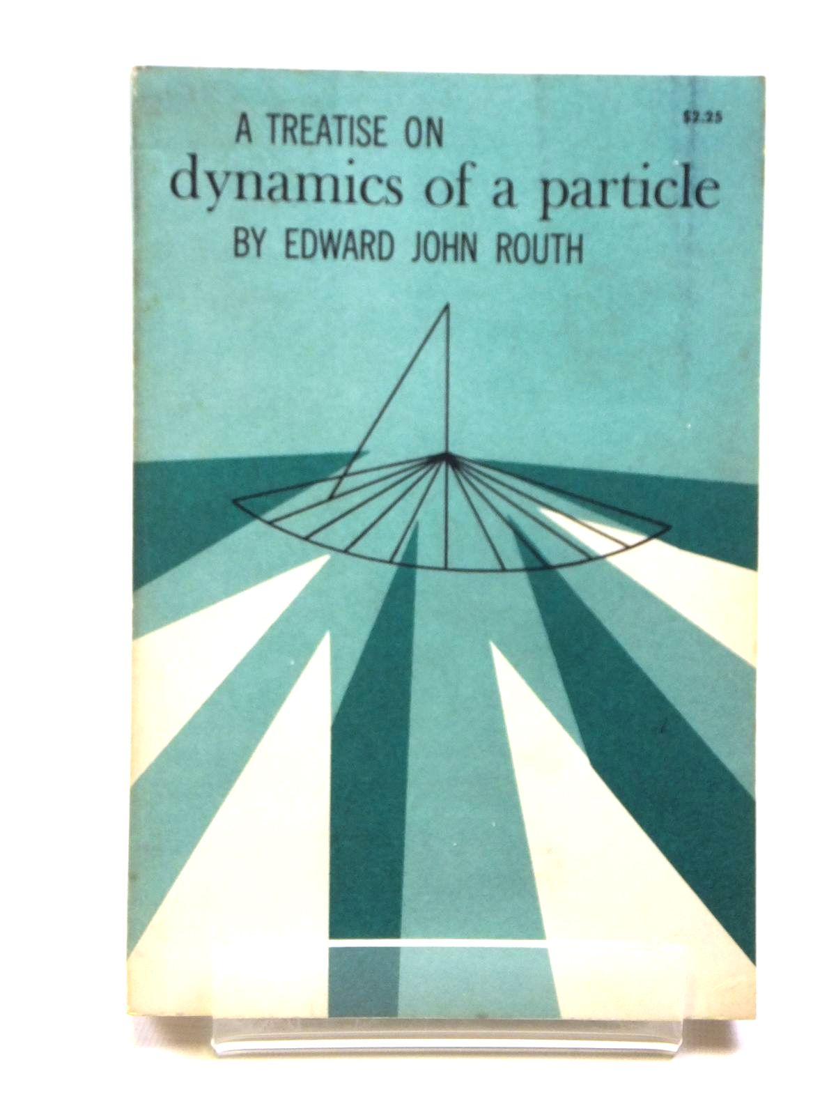 Photo of A TREATISE ON THE DYNAMICS OF A PARTICLE written by Routh, Edward John published by Dover Publications Inc. (STOCK CODE: 1608082)  for sale by Stella & Rose's Books