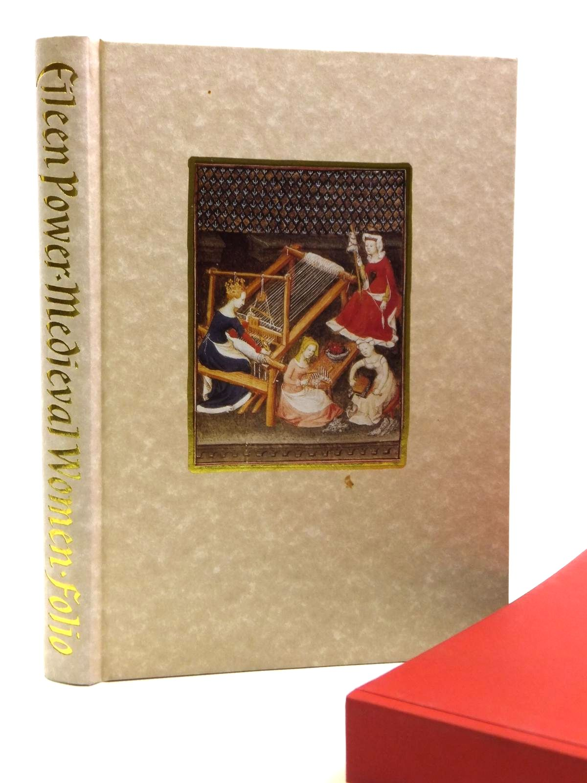 Photo of MEDIEVAL WOMEN written by Power, Eileen<br />Ladurie, Emmanuel Le Roy<br />Berg, Maxine<br />Postan, M.M. published by Folio Society (STOCK CODE: 1608149)  for sale by Stella & Rose's Books