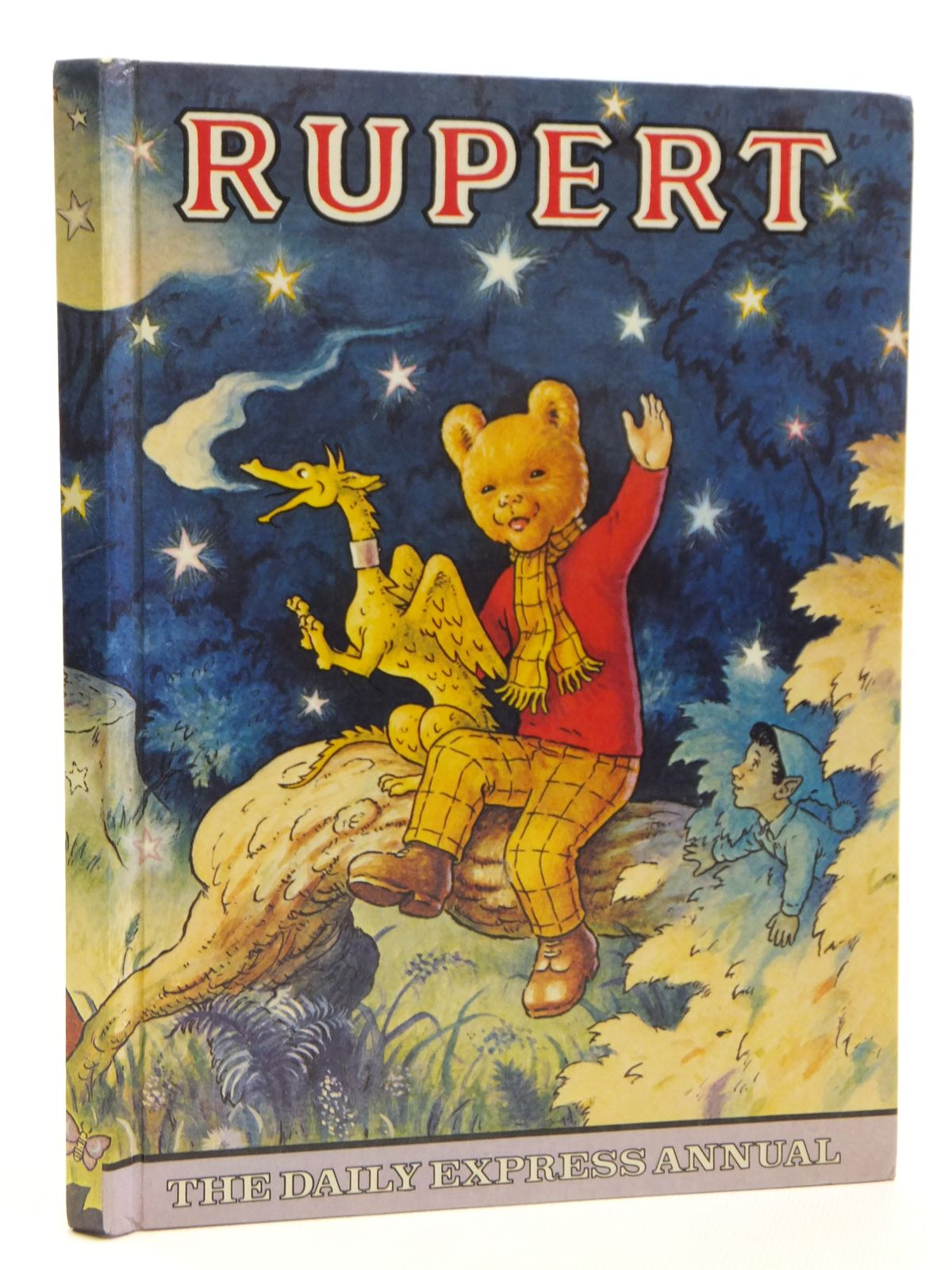 Photo of RUPERT ANNUAL 1979 illustrated by Harrold, John published by Daily Express (STOCK CODE: 1608150)  for sale by Stella & Rose's Books