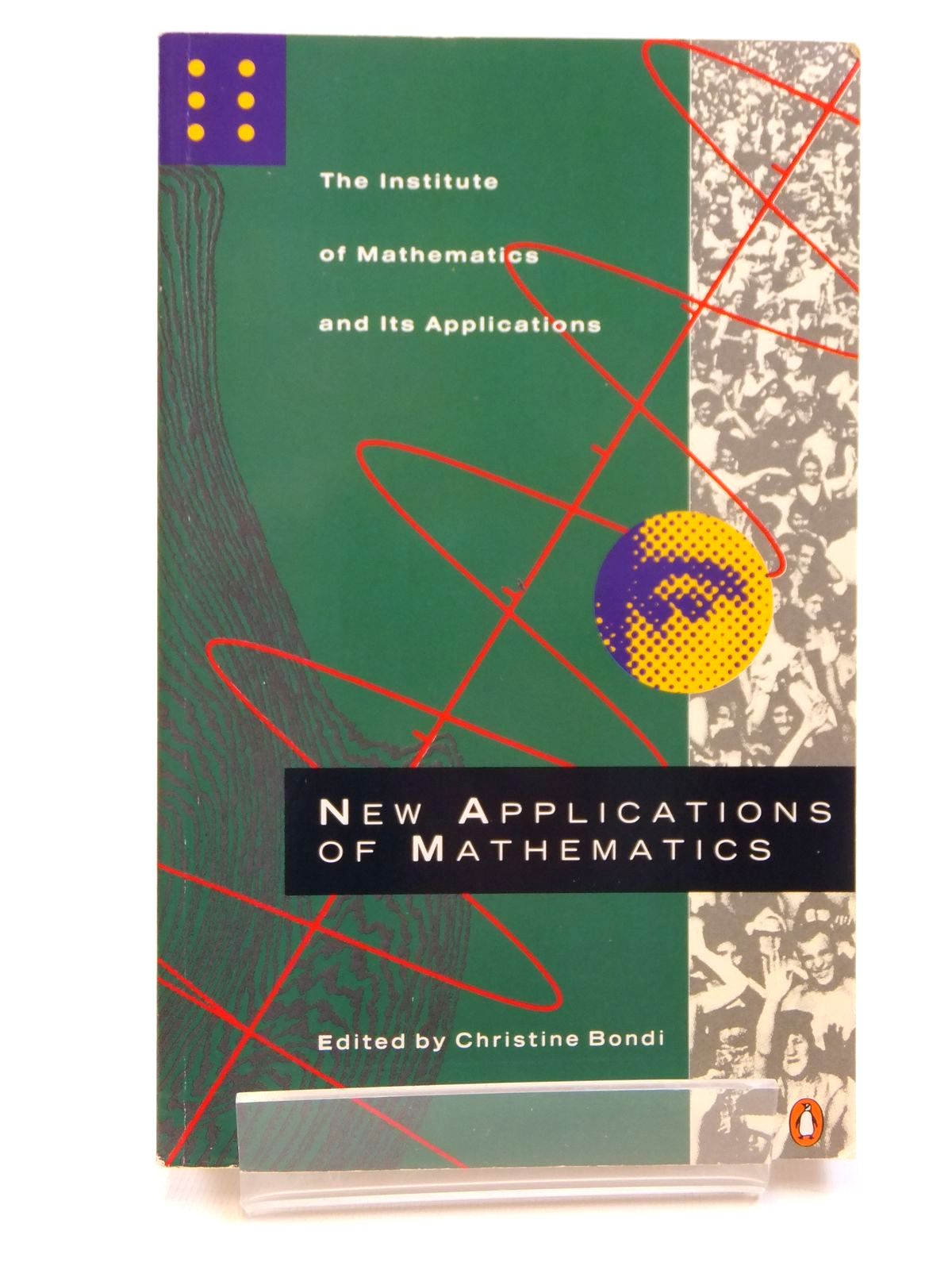 Photo of NEW APPLICATIONS OF MATHEMATICS written by Bondi, Christine published by Penguin Books (STOCK CODE: 1608205)  for sale by Stella & Rose's Books