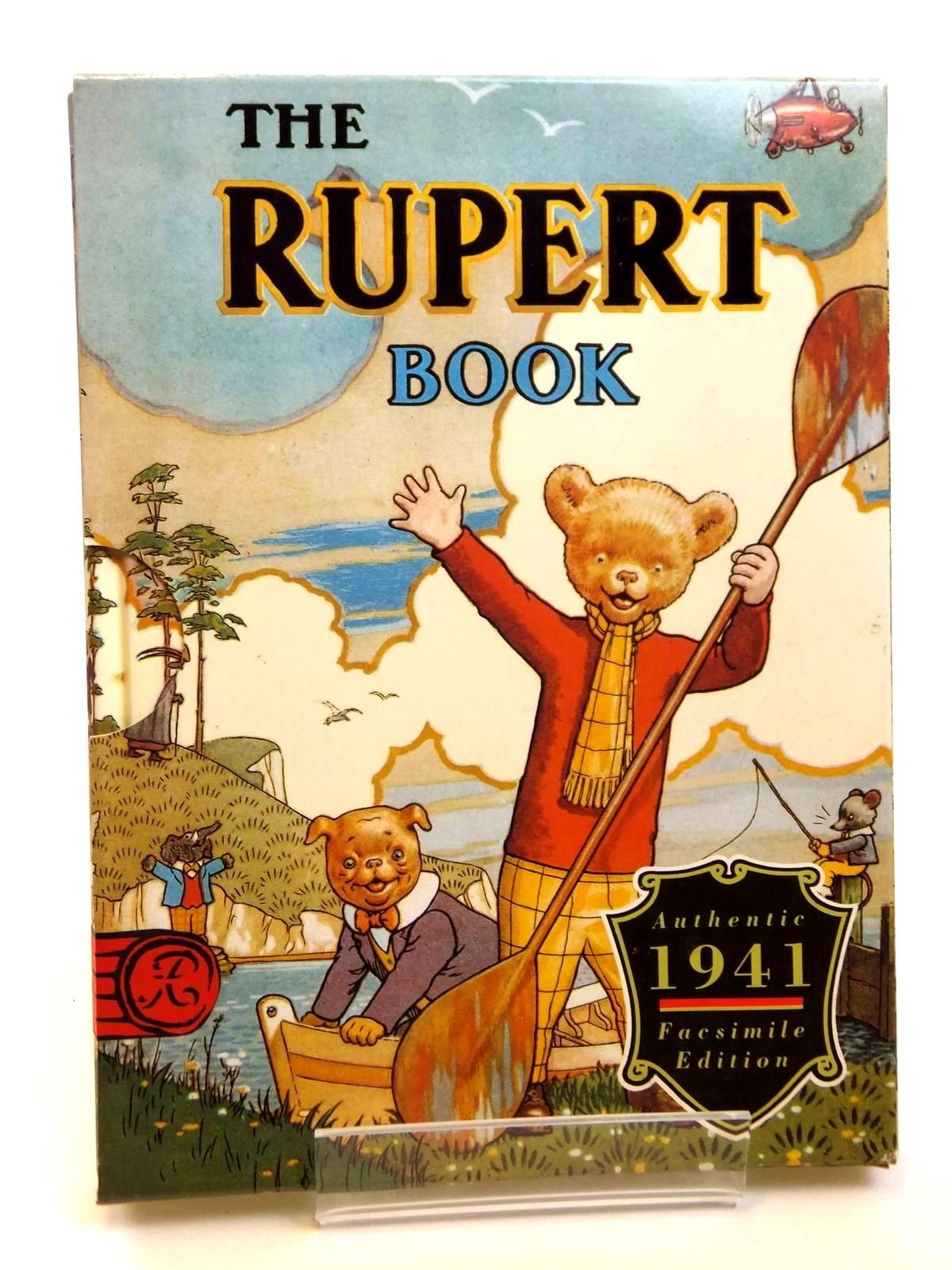Photo of RUPERT ANNUAL 1941 (FACSIMILE) - THE RUPERT BOOK