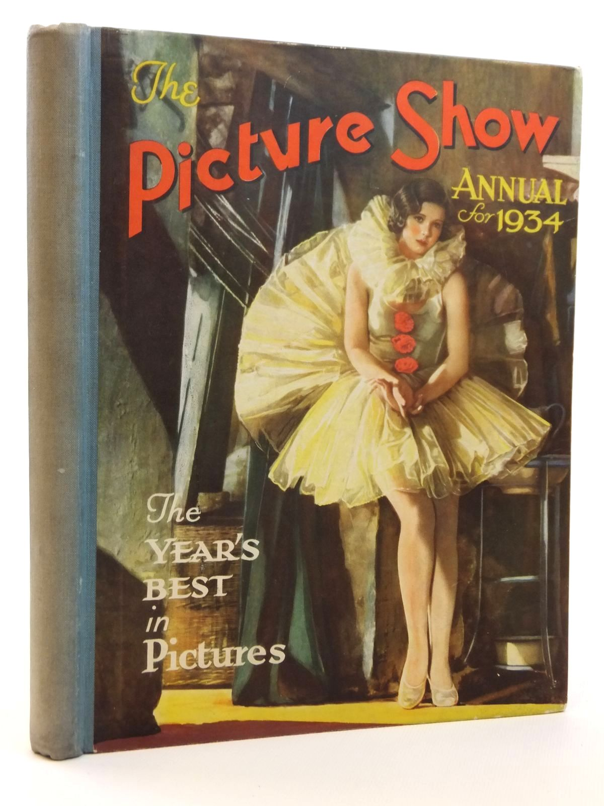 Photo of PICTURE SHOW ANNUAL 1934 published by The Amalgamated Press (STOCK CODE: 1608222)  for sale by Stella & Rose's Books