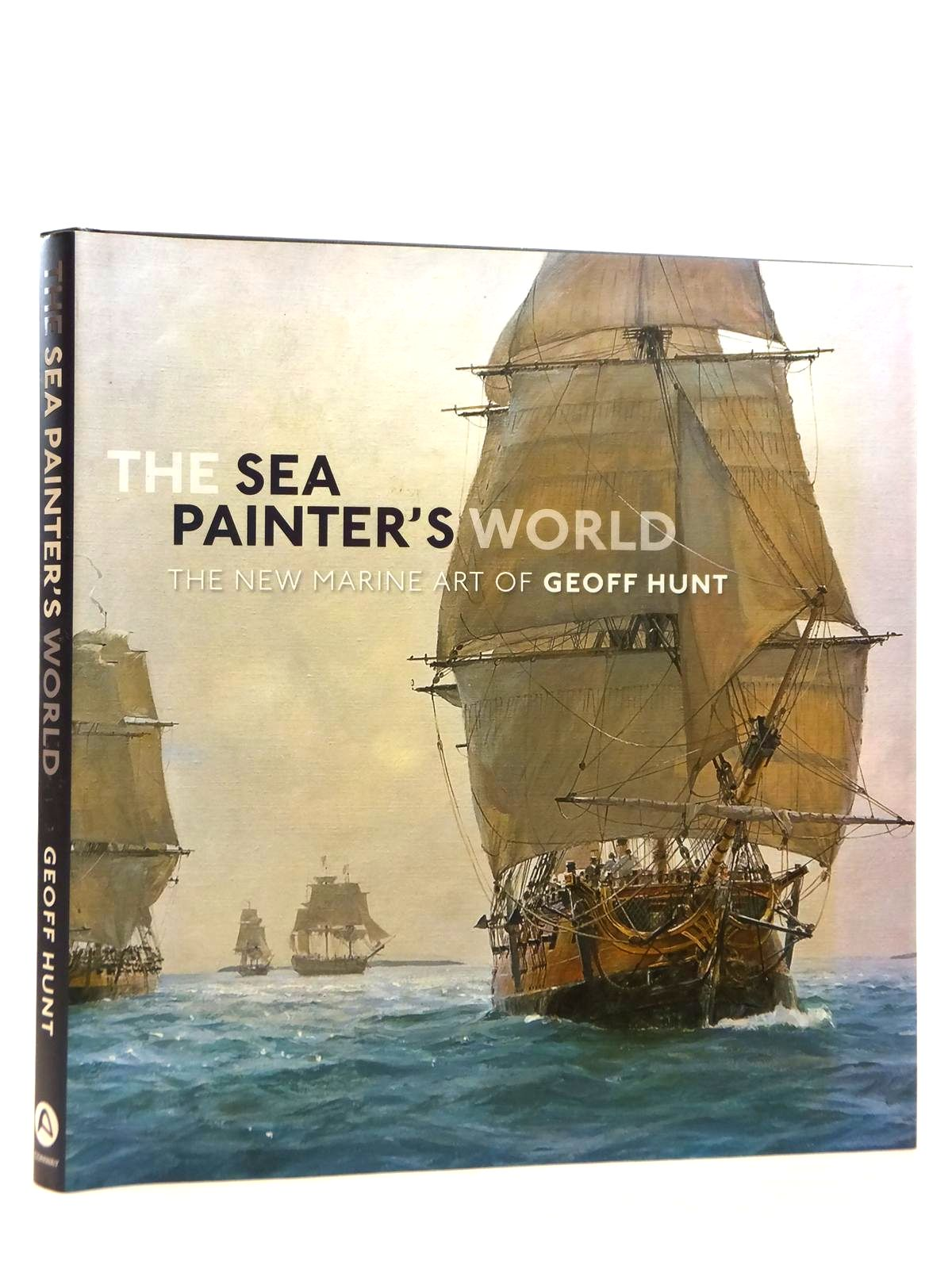 Photo of THE SEA PAINTER'S WORLD written by Hunt, Geoff illustrated by Hunt, Geoff published by Conway (STOCK CODE: 1608241)  for sale by Stella & Rose's Books