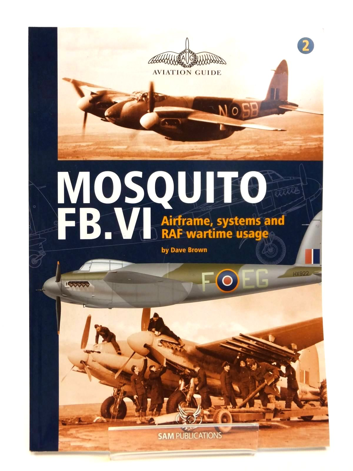 Photo of MOSQUITO FB.VI written by Brown, Dave published by Sam Publications (STOCK CODE: 1608250)  for sale by Stella & Rose's Books