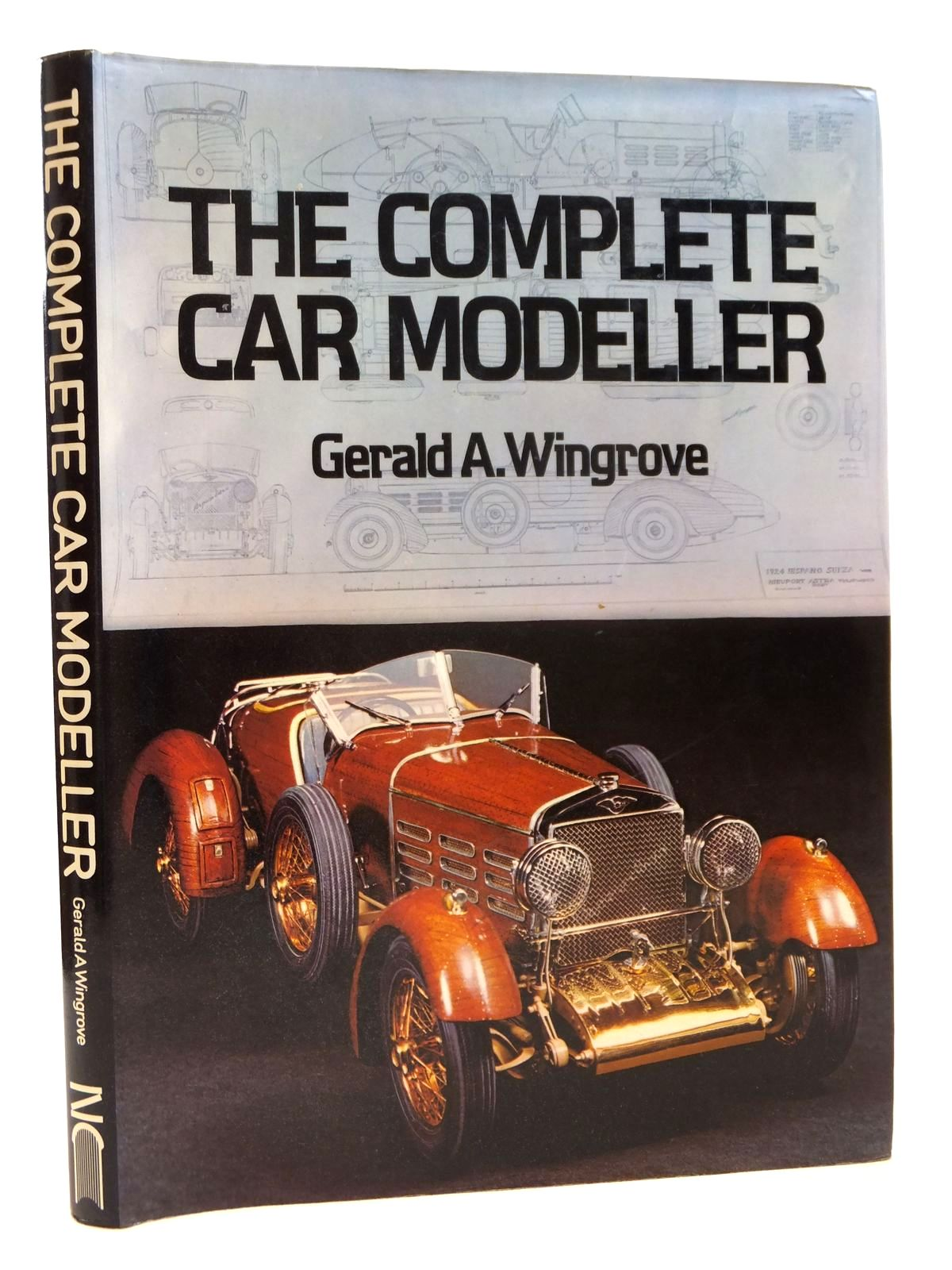 Photo of THE COMPLETE CAR MODELLER written by Wingrove, Gerald published by New Cavendish Books (STOCK CODE: 1608266)  for sale by Stella & Rose's Books
