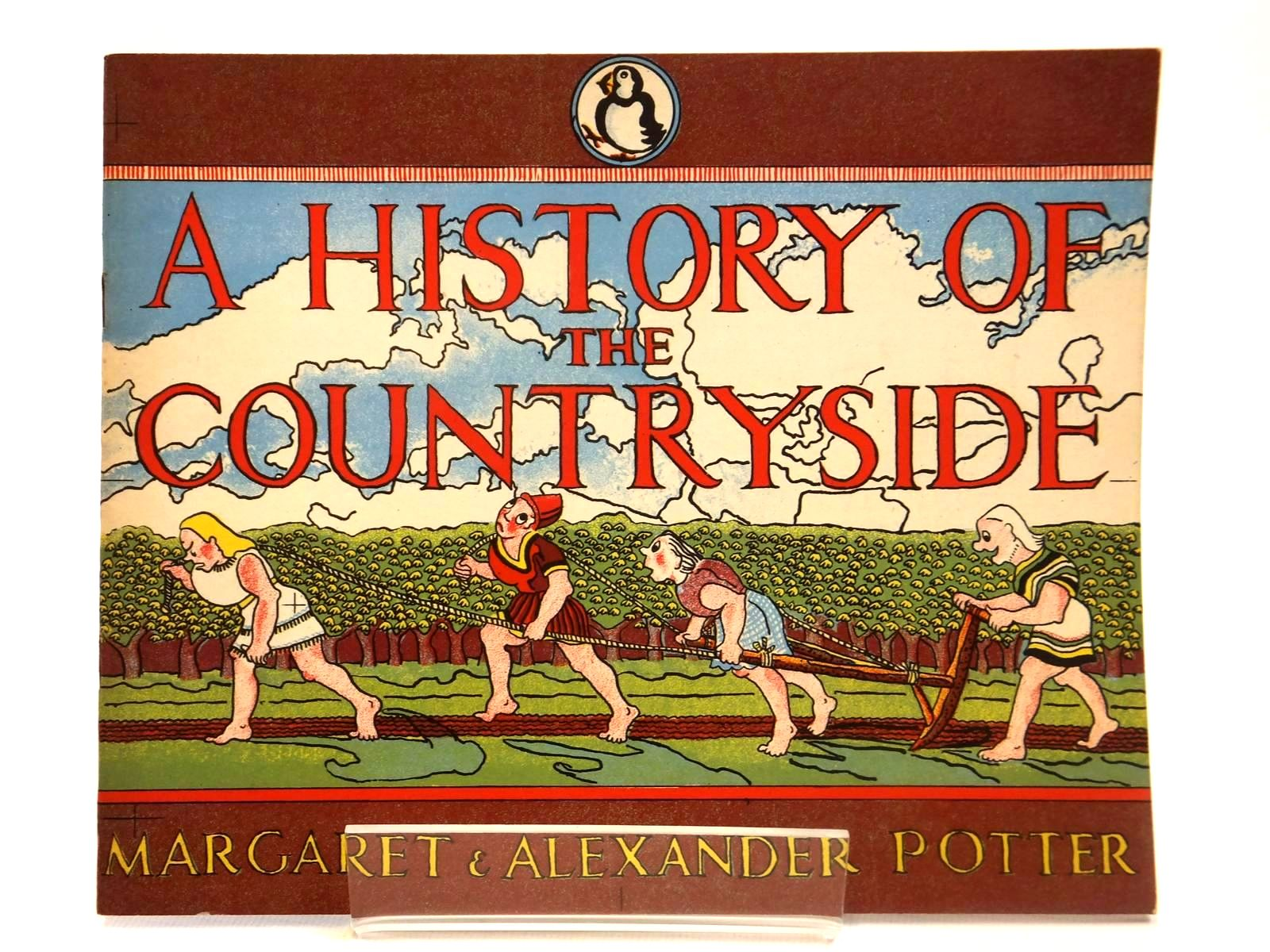 Photo of A HISTORY OF THE COUNTRYSIDE