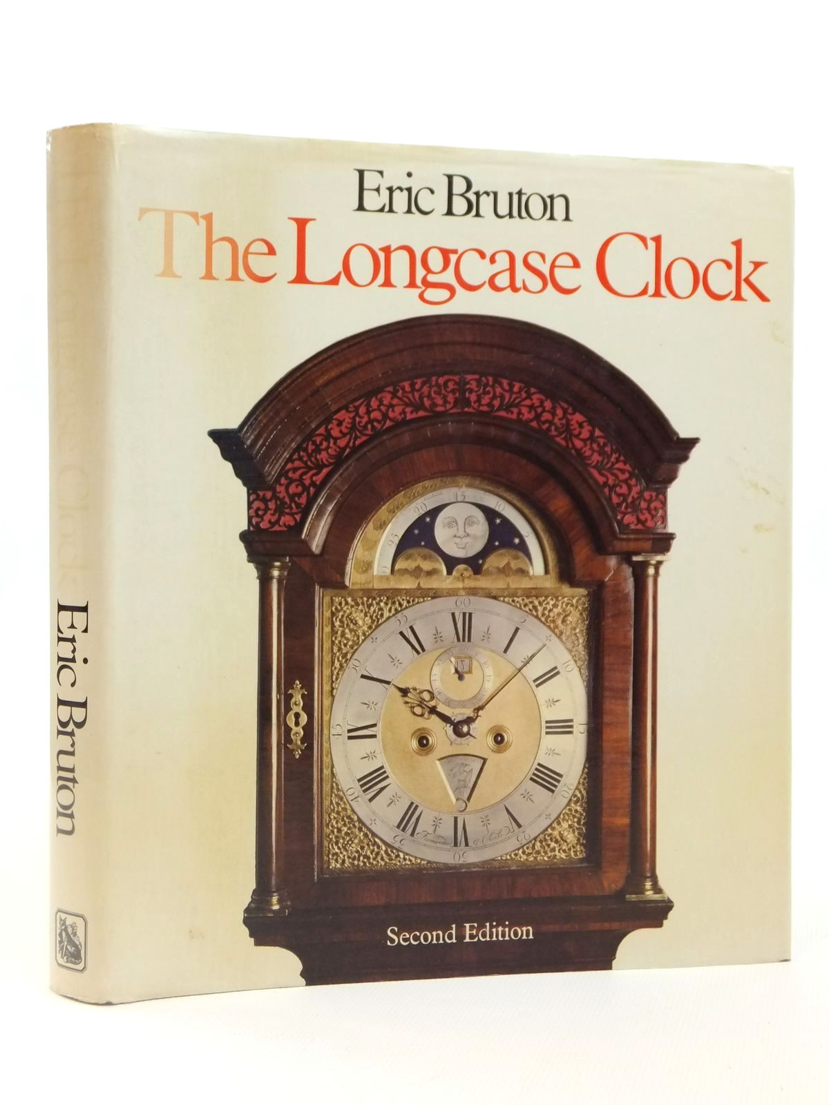 Photo of THE LONGCASE CLOCK written by Bruton, Eric published by Hart-Davis, MacGibbon (STOCK CODE: 1608338)  for sale by Stella & Rose's Books