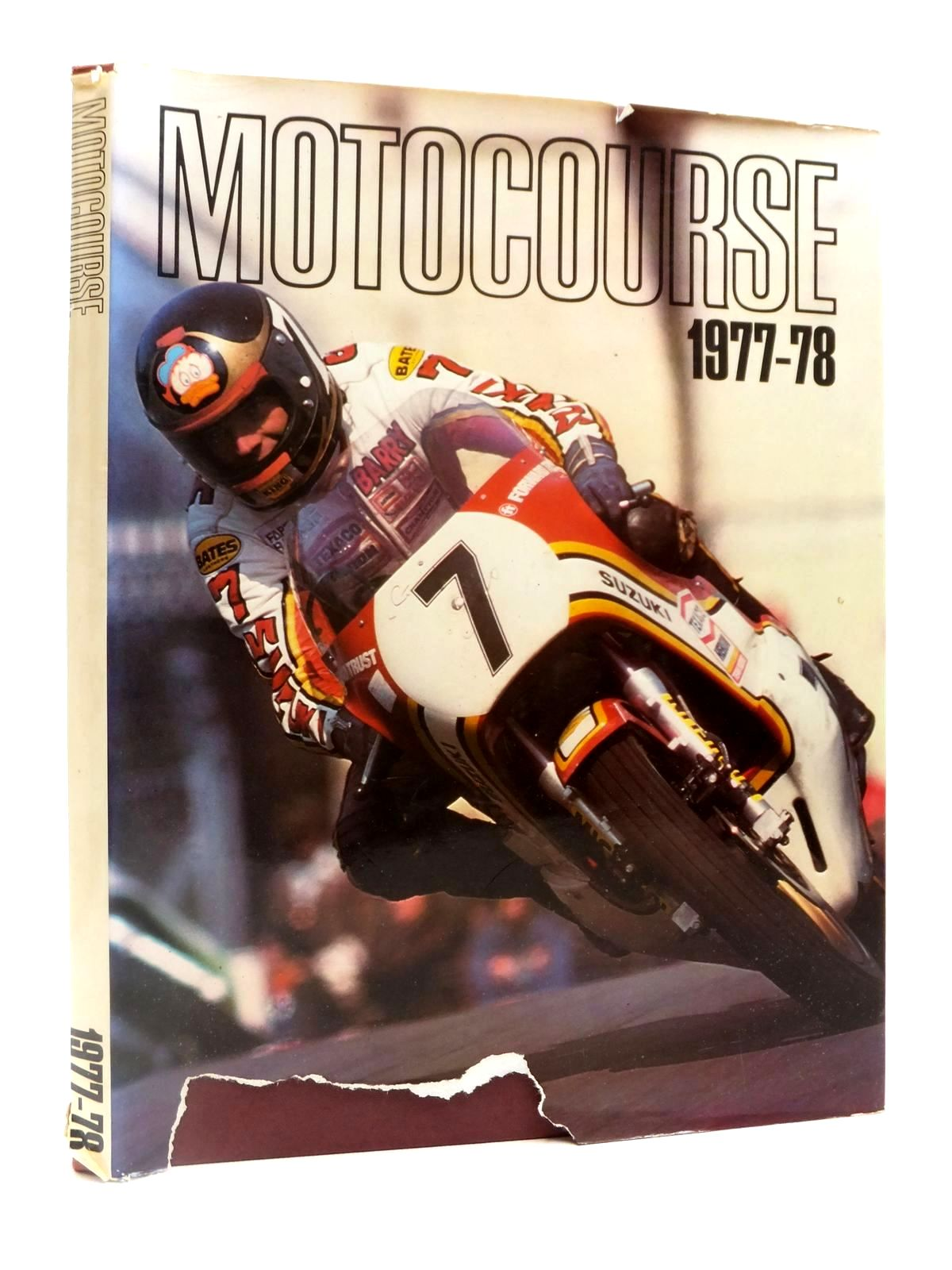 Photo of MOTOCOURSE 1977-78 published by Hazleton Securities (STOCK CODE: 1608349)  for sale by Stella & Rose's Books