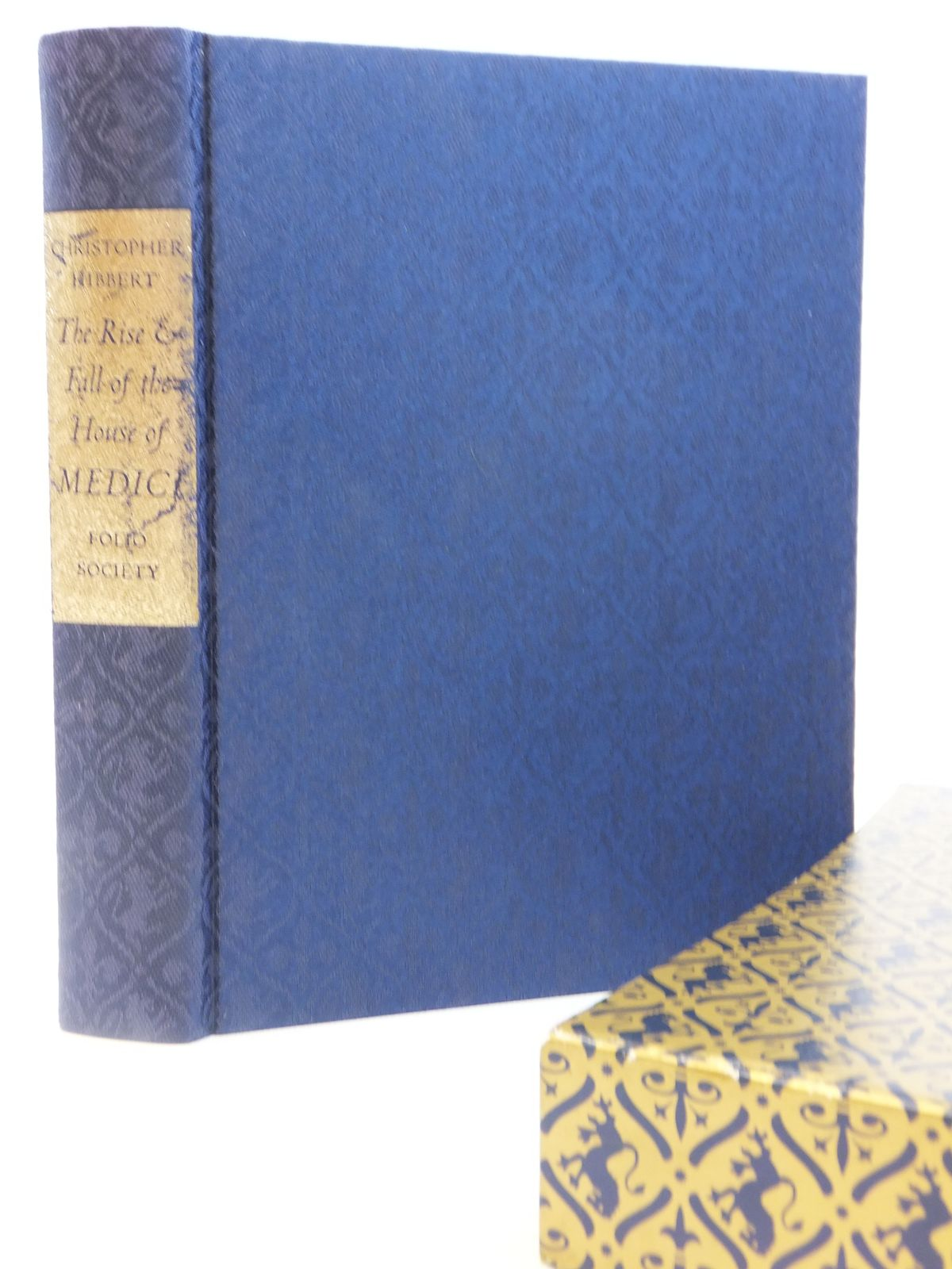 Photo of THE RISE AND FALL OF THE HOUSE OF MEDICI written by Hibbert, Christopher<br />Acton, Harold published by Folio Society (STOCK CODE: 1608350)  for sale by Stella & Rose's Books
