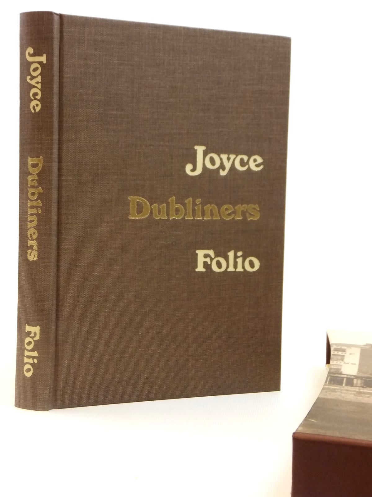Photo of DUBLINERS written by Joyce, James published by Folio Society (STOCK CODE: 1608354)  for sale by Stella & Rose's Books