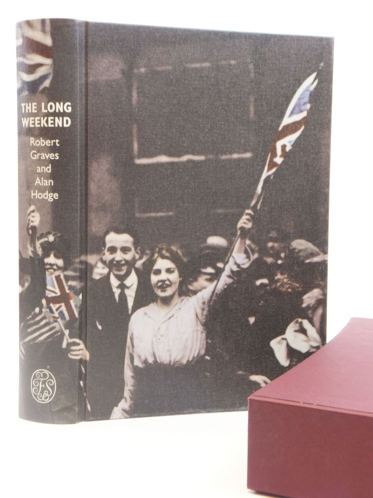 Photo of THE LONG WEEKEND written by Graves, Robert<br />Hodge, Alan published by Folio Society (STOCK CODE: 1608359)  for sale by Stella & Rose's Books