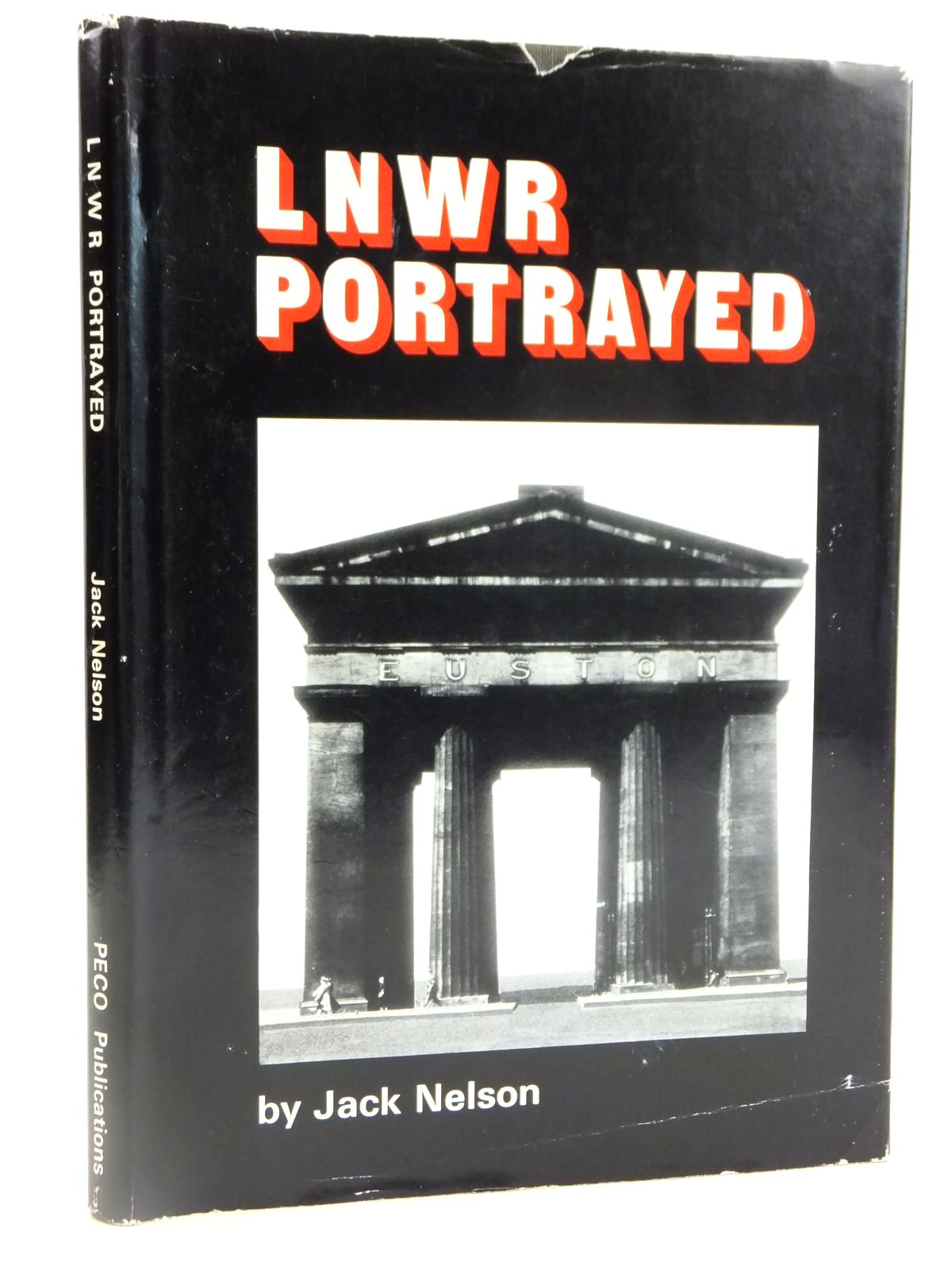 Photo of LNWR PORTRAYED written by Nelson, Jack published by Peco Publications (STOCK CODE: 1608382)  for sale by Stella & Rose's Books