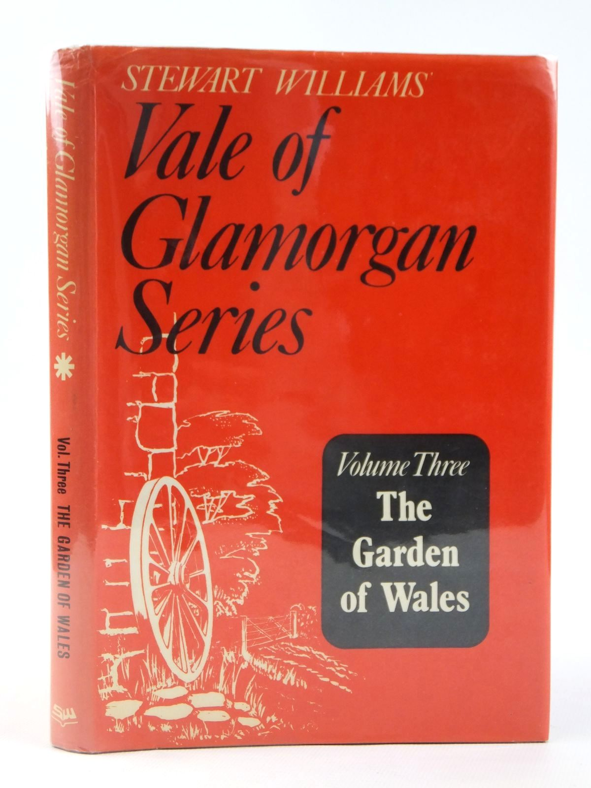 Photo of THE GARDEN OF WALES written by Williams, Stewart published by Stewart Williams (STOCK CODE: 1608408)  for sale by Stella & Rose's Books