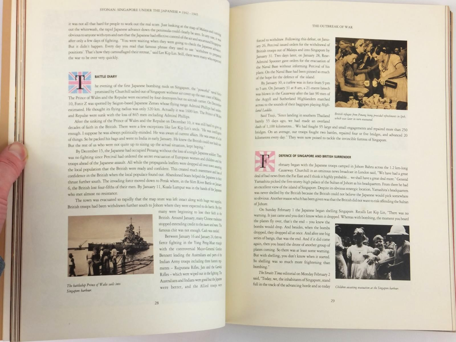 Photo of SYONAN SINGAPORE UNDER THE JAPANESE 1942-1945 written by Lee, Geok Boi published by Singapore Heritage Society (STOCK CODE: 1608441)  for sale by Stella & Rose's Books