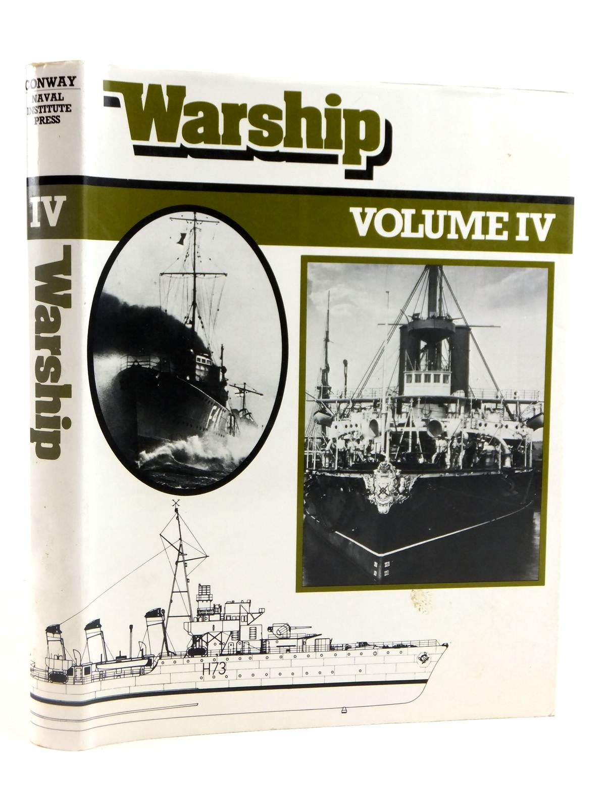 Photo of WARSHIP VOLUME IV written by Roberts, John published by Conway Maritime Press (STOCK CODE: 1608464)  for sale by Stella & Rose's Books