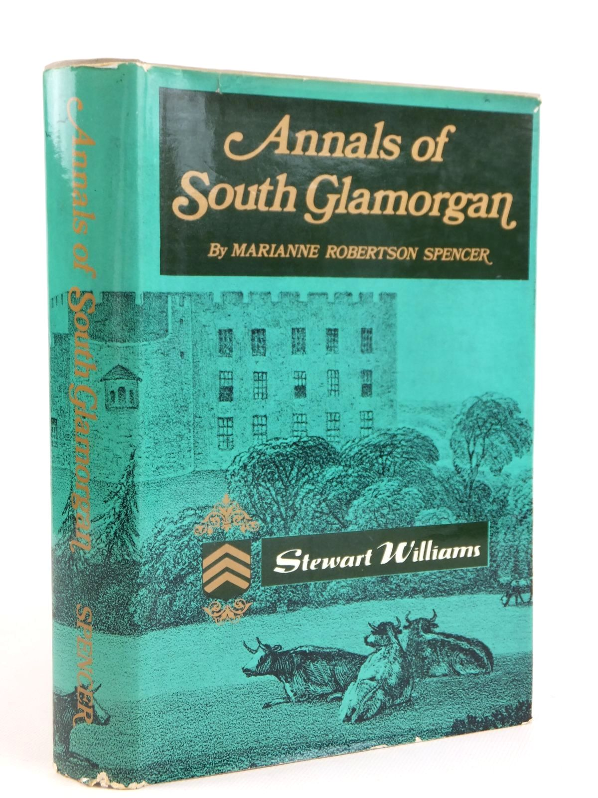 Photo of ANNALS OF SOUTH GLAMORGAN written by Spencer, Marianne Robertson published by Stewart Williams (STOCK CODE: 1608471)  for sale by Stella & Rose's Books
