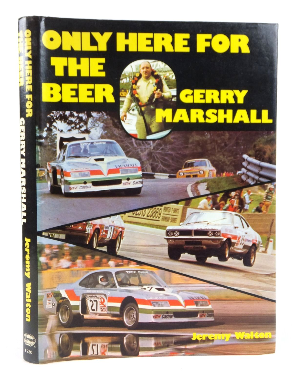 Photo of ONLY HERE FOR THE BEER GERRY MARSHALL written by Walton, Jeremy published by Haynes Publishing Group (STOCK CODE: 1608512)  for sale by Stella & Rose's Books
