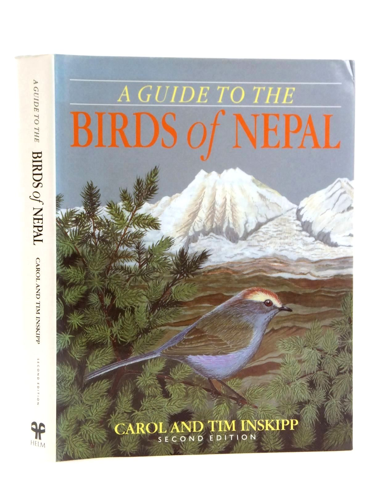 Photo of A GUIDE TO THE BIRDS OF NEPAL written by Inskipp, Carol<br />Inskipp, Tim illustrated by Byers, Clive<br />et al.,  published by Christopher Helm (STOCK CODE: 1608528)  for sale by Stella & Rose's Books