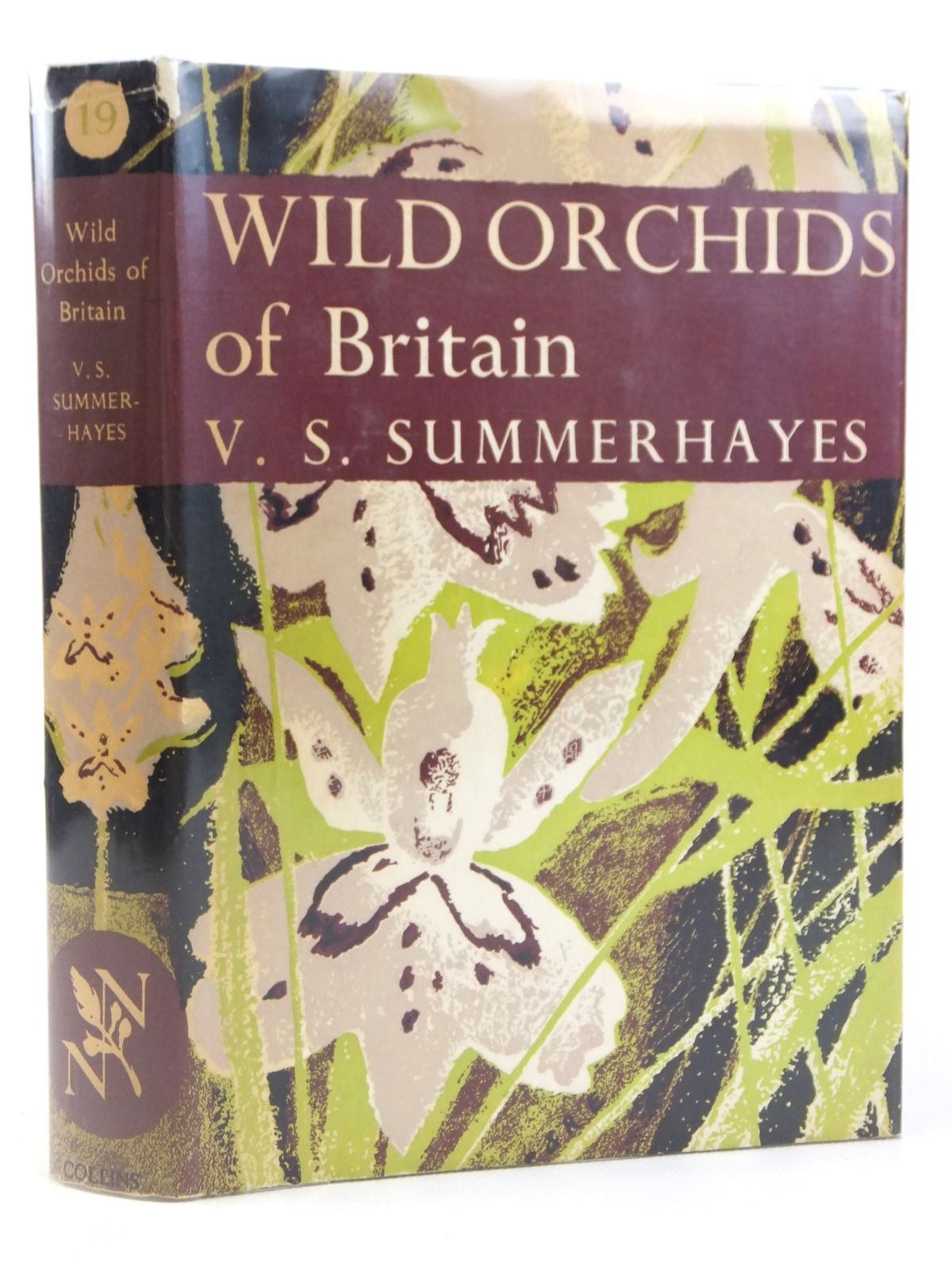 Photo of WILD ORCHIDS OF BRITAIN (NN 19)