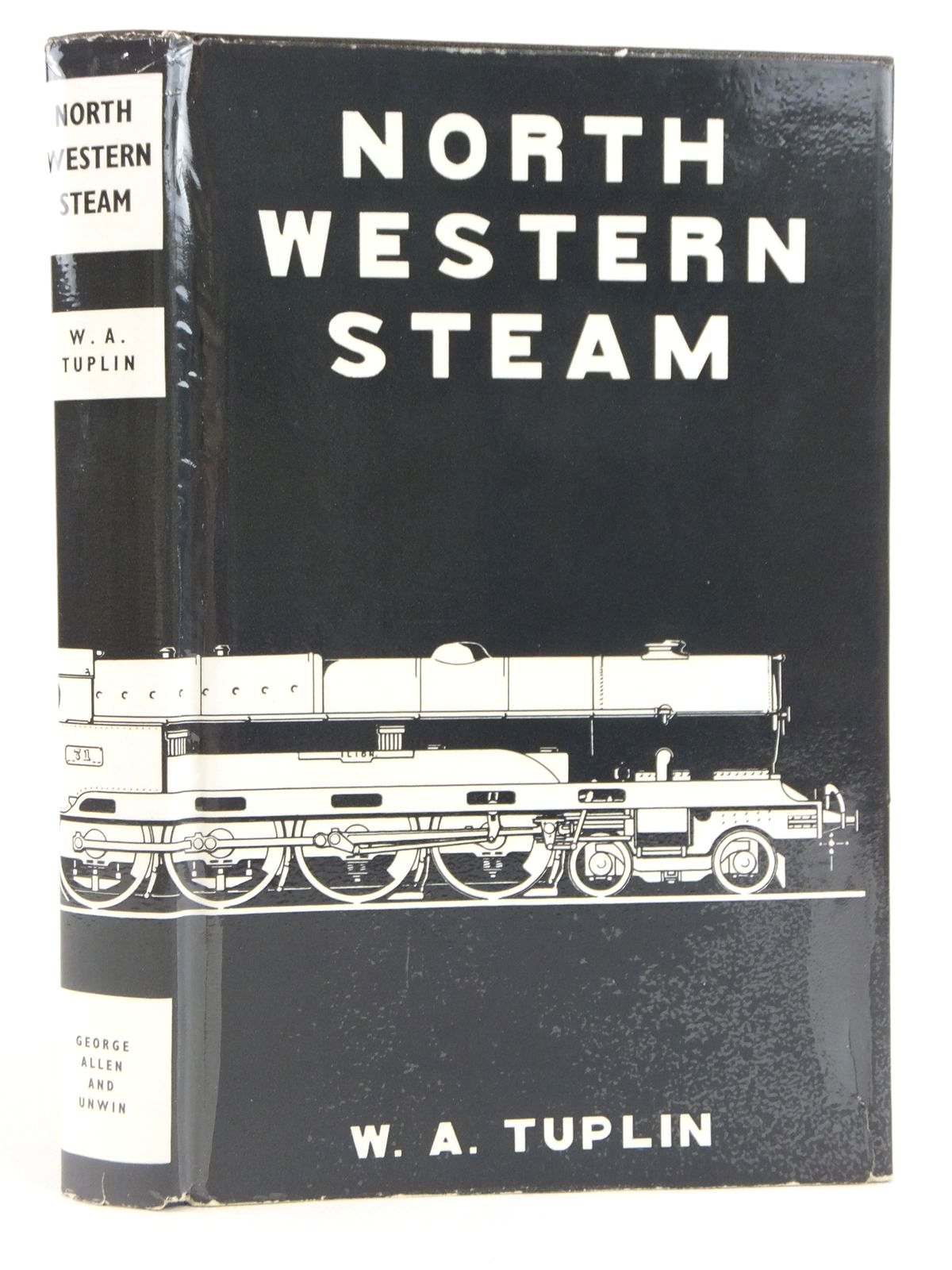 Photo of NORTH WESTERN STEAM written by Tuplin, W.A. published by George Allen & Unwin Ltd. (STOCK CODE: 1608542)  for sale by Stella & Rose's Books