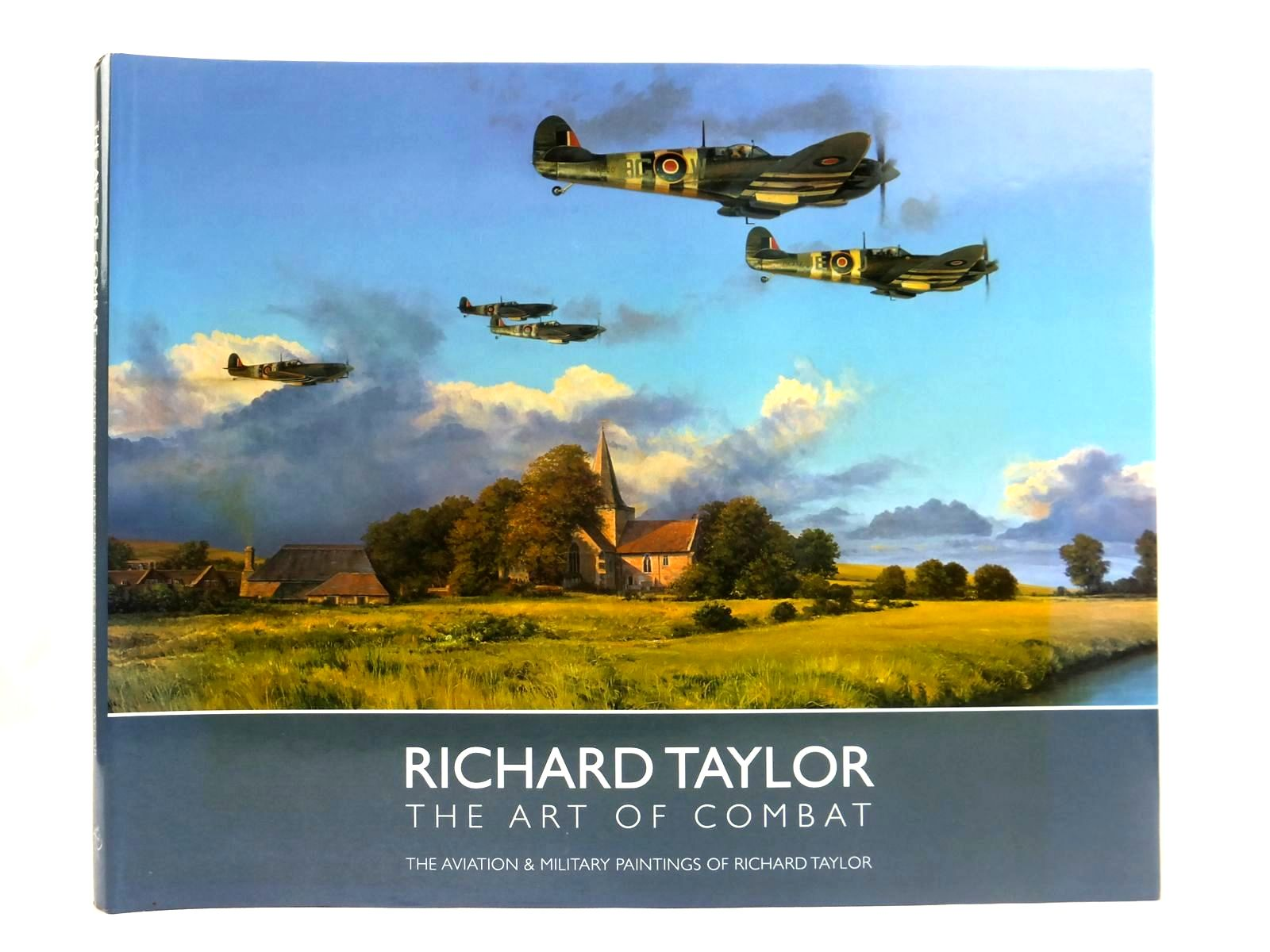 Photo of RICHARD TAYLOR THE ART OF COMBAT written by Taylor, Richard illustrated by Taylor, Richard published by Griffon International (STOCK CODE: 1608562)  for sale by Stella & Rose's Books