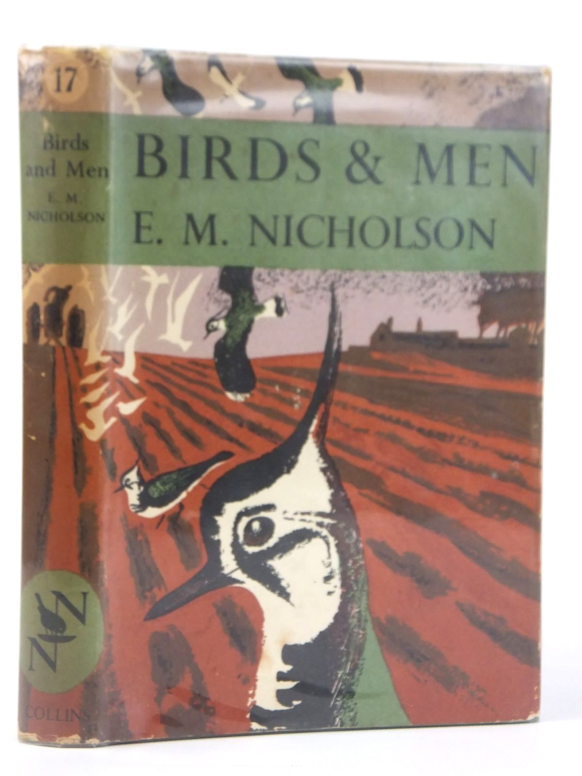 Photo of BIRDS AND MEN (NN 17) written by Nicholson, E.M. published by Collins (STOCK CODE: 1608675)  for sale by Stella & Rose's Books