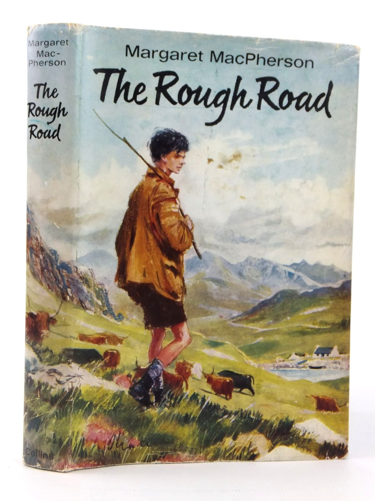 Photo of THE ROUGH ROAD written by MacPherson, Margaret illustrated by Hall, Douglas published by Collins (STOCK CODE: 1608682)  for sale by Stella & Rose's Books
