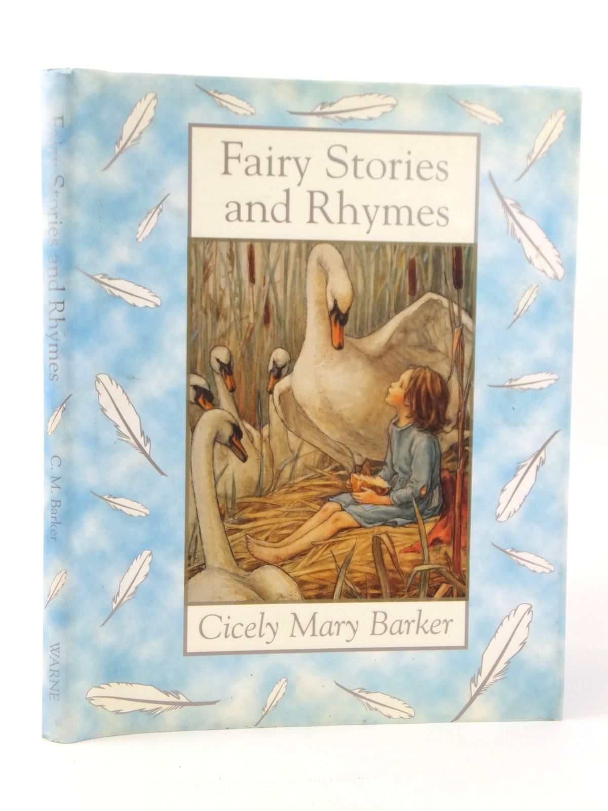 Photo of FAIRY STORIES AND RHYMES written by Barker, Cicely Mary illustrated by Barker, Cicely Mary published by Frederick Warne (STOCK CODE: 1608684)  for sale by Stella & Rose's Books