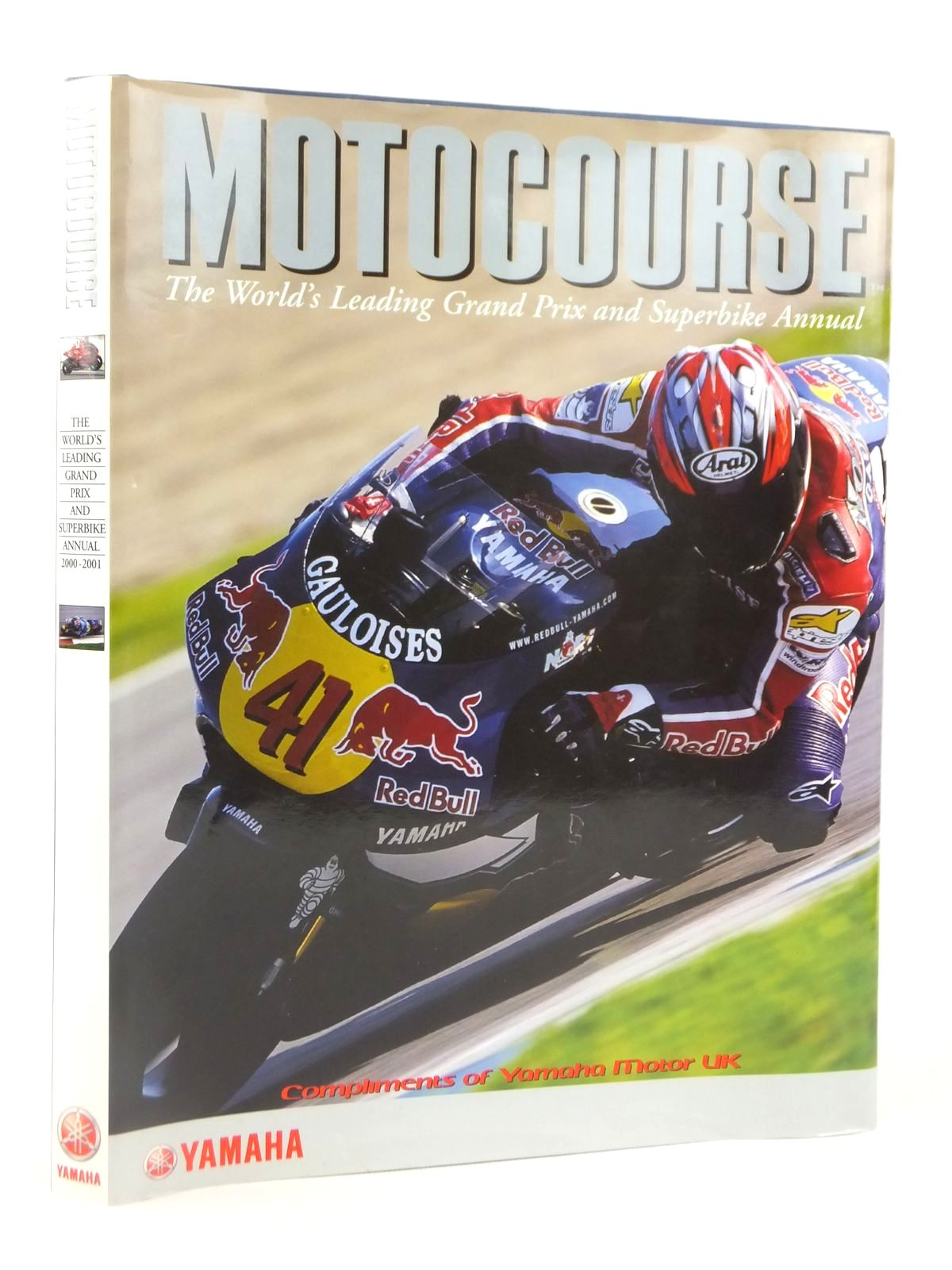 Photo of MOTOCOURSE 2000-2001 published by Hazleton Publishing (STOCK CODE: 1608694)  for sale by Stella & Rose's Books