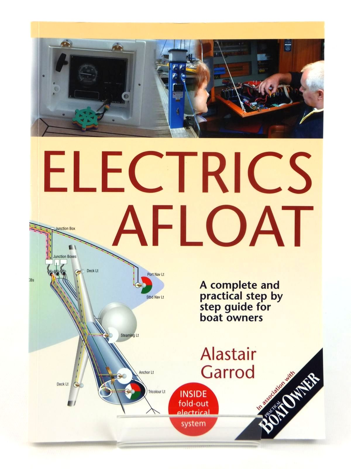 Photo of ELECTRIC AFLOAT written by Garrod, Alastair published by Adlard Coles Nautical (STOCK CODE: 1608704)  for sale by Stella & Rose's Books
